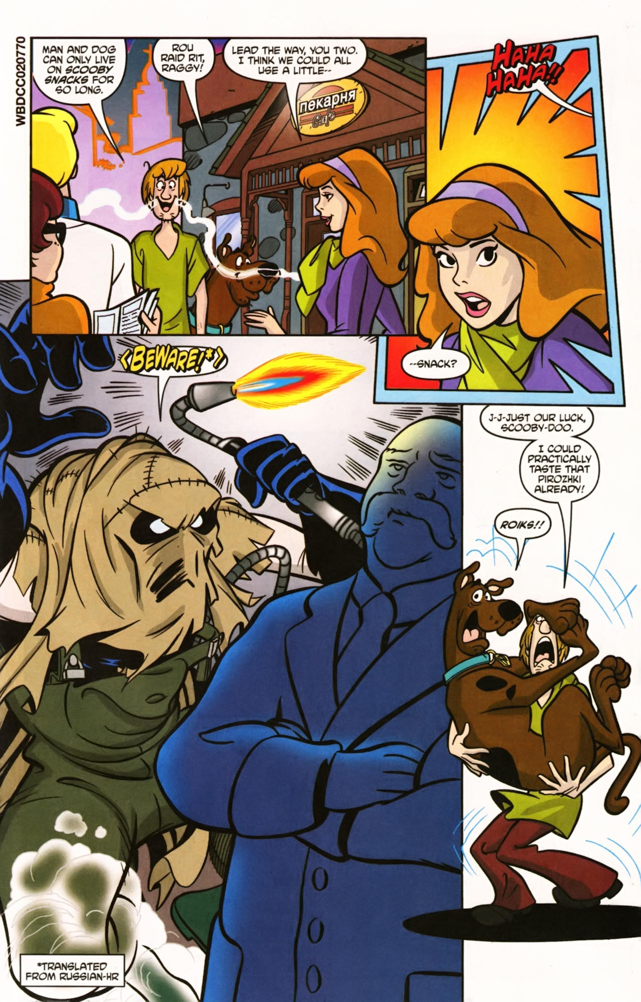 Read online Scooby-Doo (1997) comic -  Issue #146 - 13