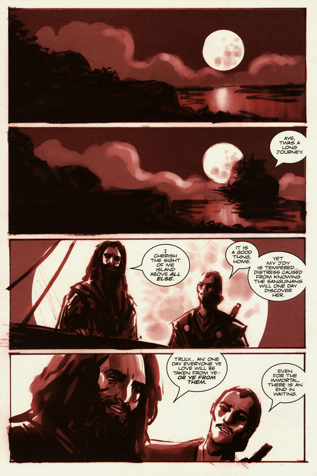 Read online Sea of Red comic -  Issue #13 - 23