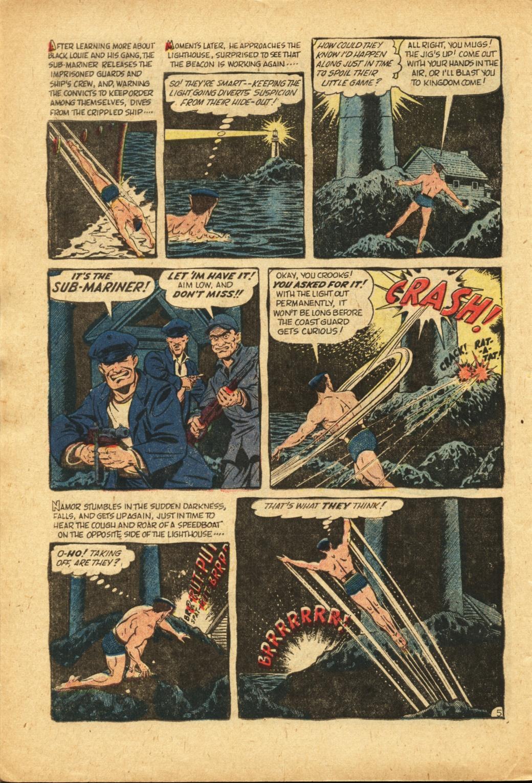 Sub-Mariner Comics #42 #42 - English 22