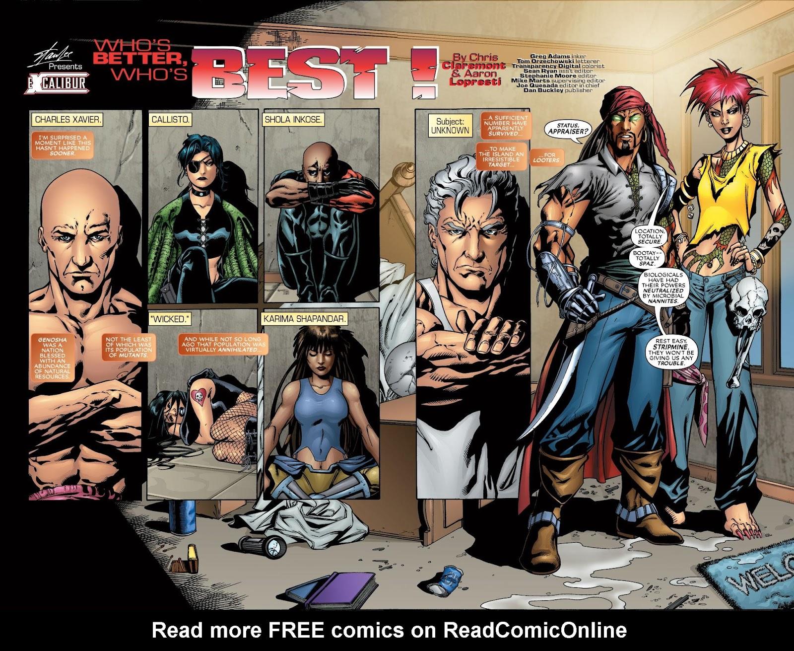 Excalibur (2004) Issue #6 #6 - English 3