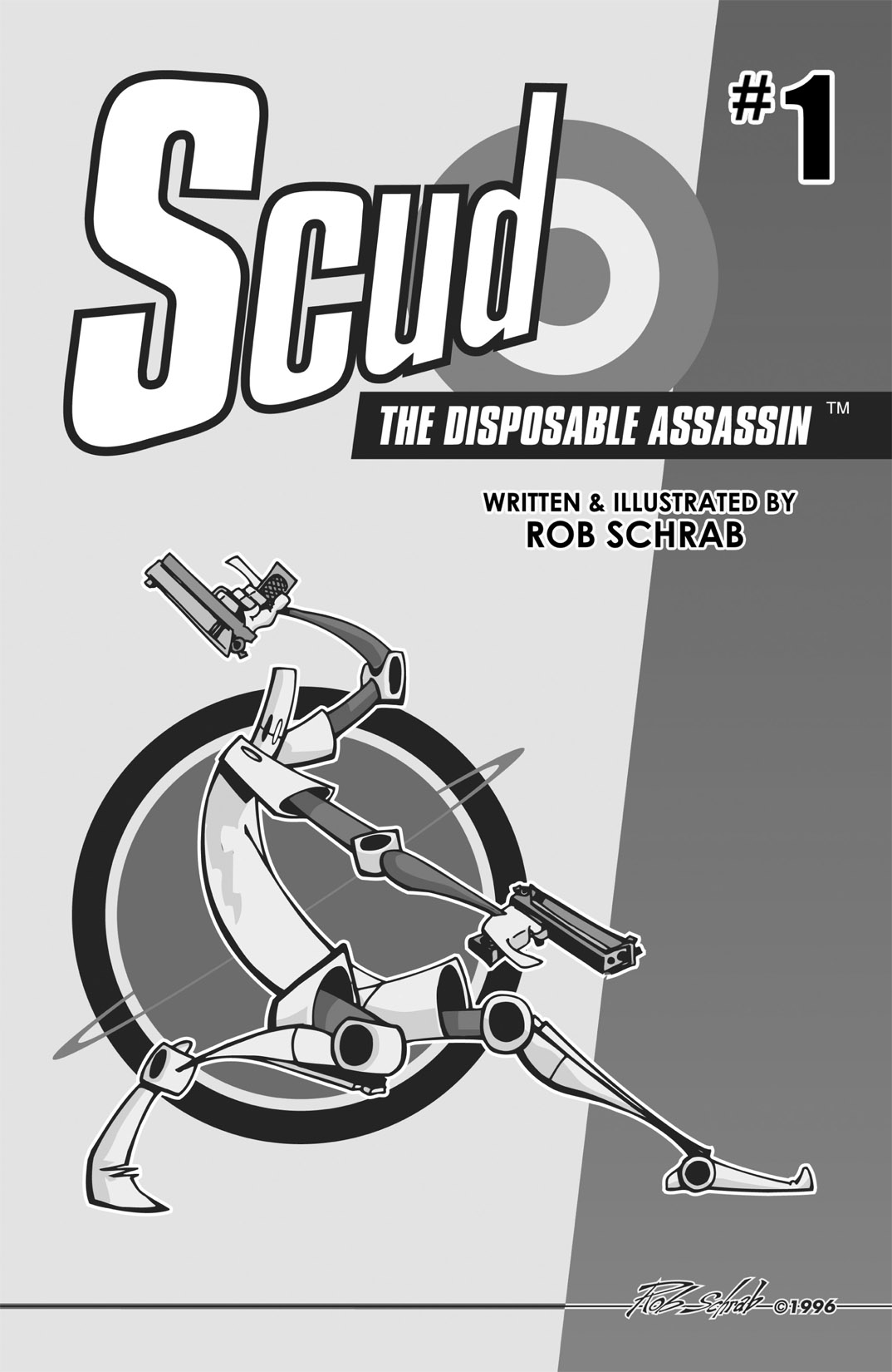 Read online Scud: The Disposable Assassin: The Whole Shebang comic -  Issue # TPB (Part 1) - 8