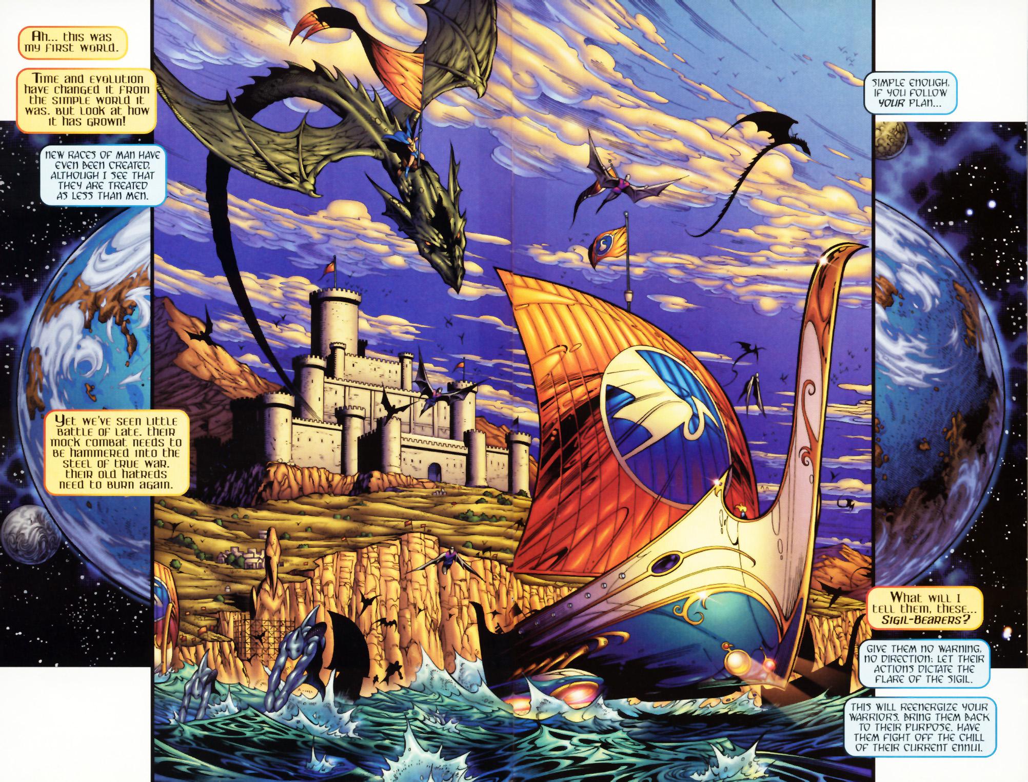 Read online Scion comic -  Issue #1 - 3