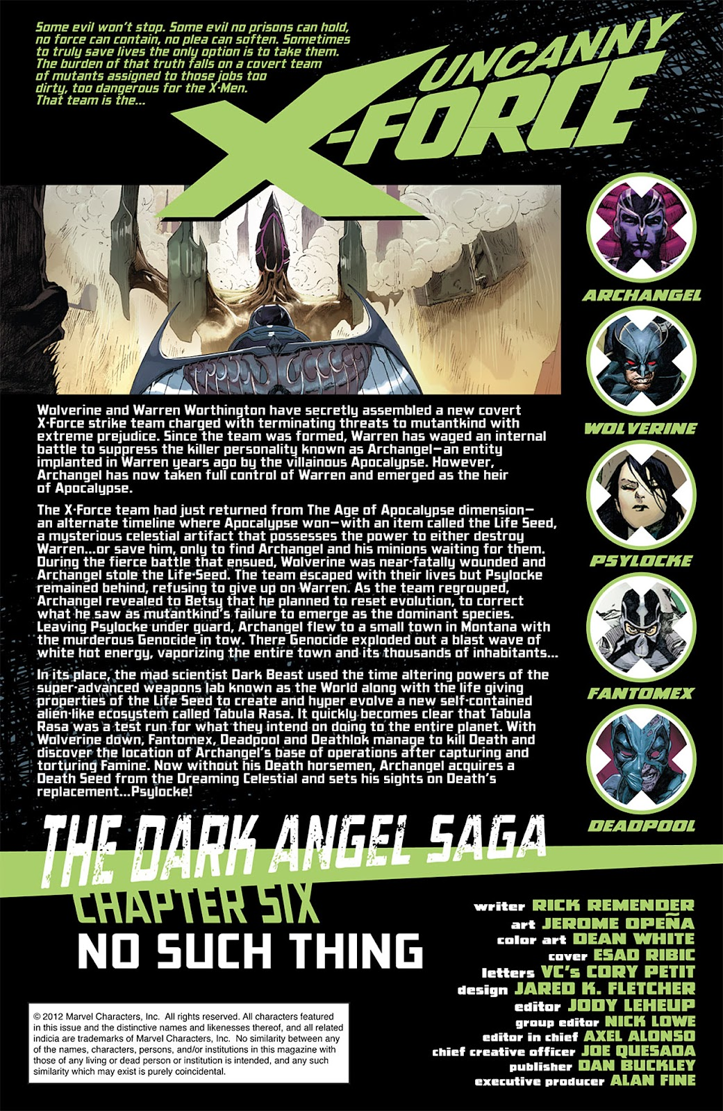 Uncanny X-Force (2010) Issue #16 #17 - English 2