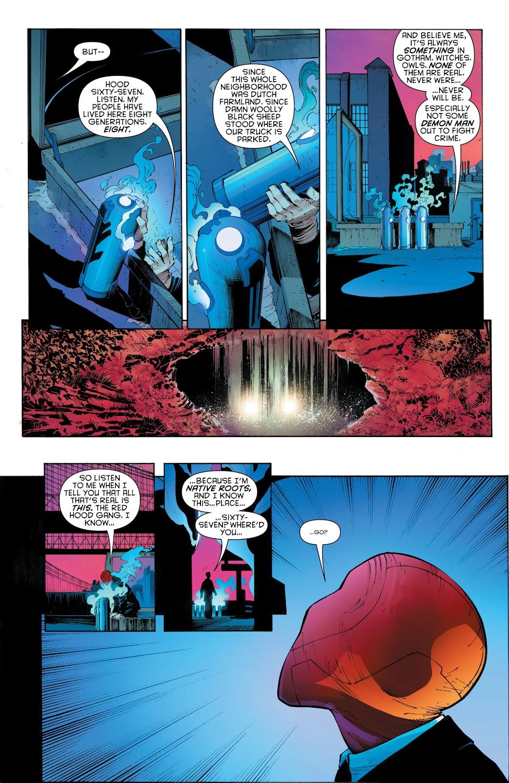 Batman (2011) Issue #24 #43 - English 4