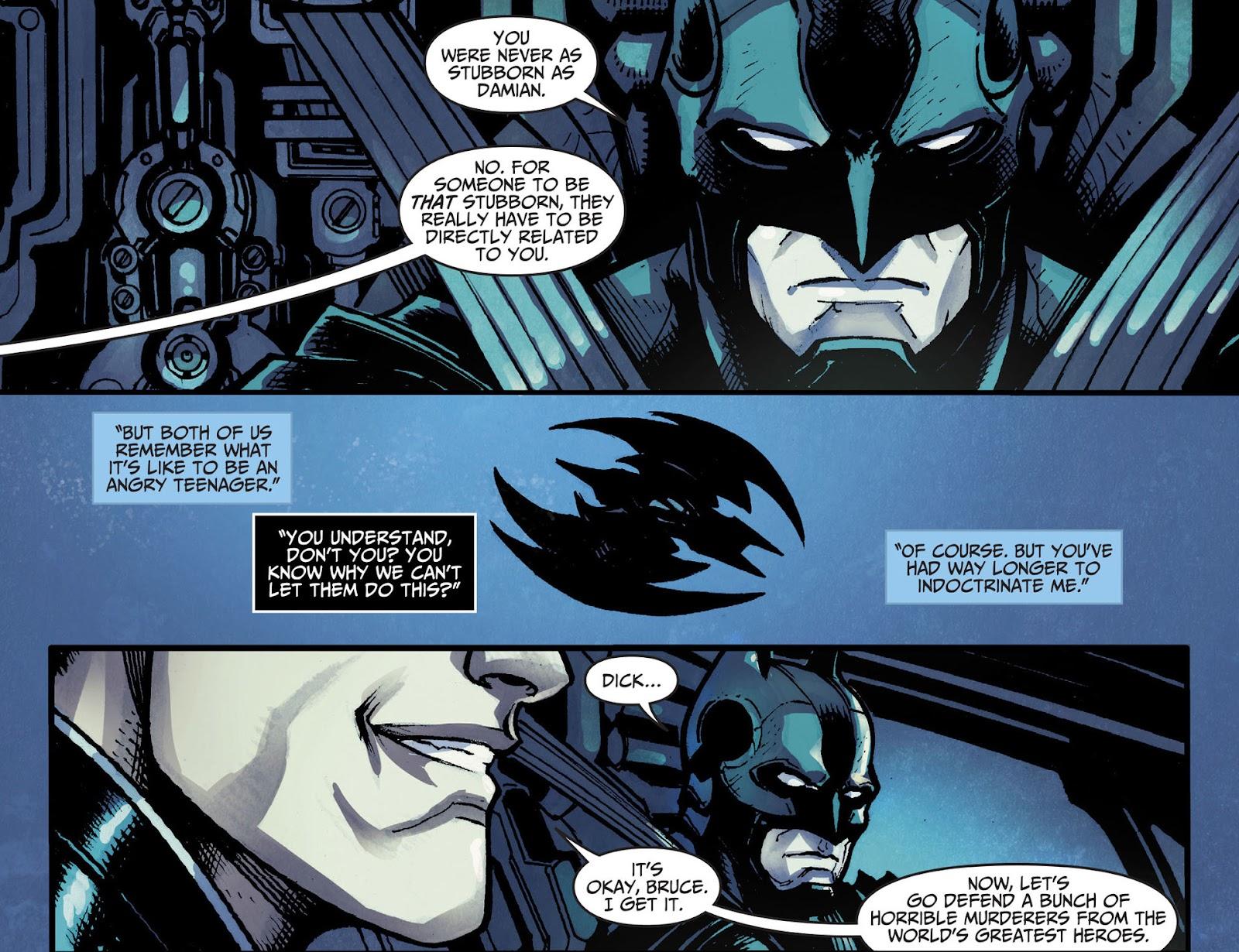 Injustice: Gods Among Us [I] Issue #14 #15 - English 20