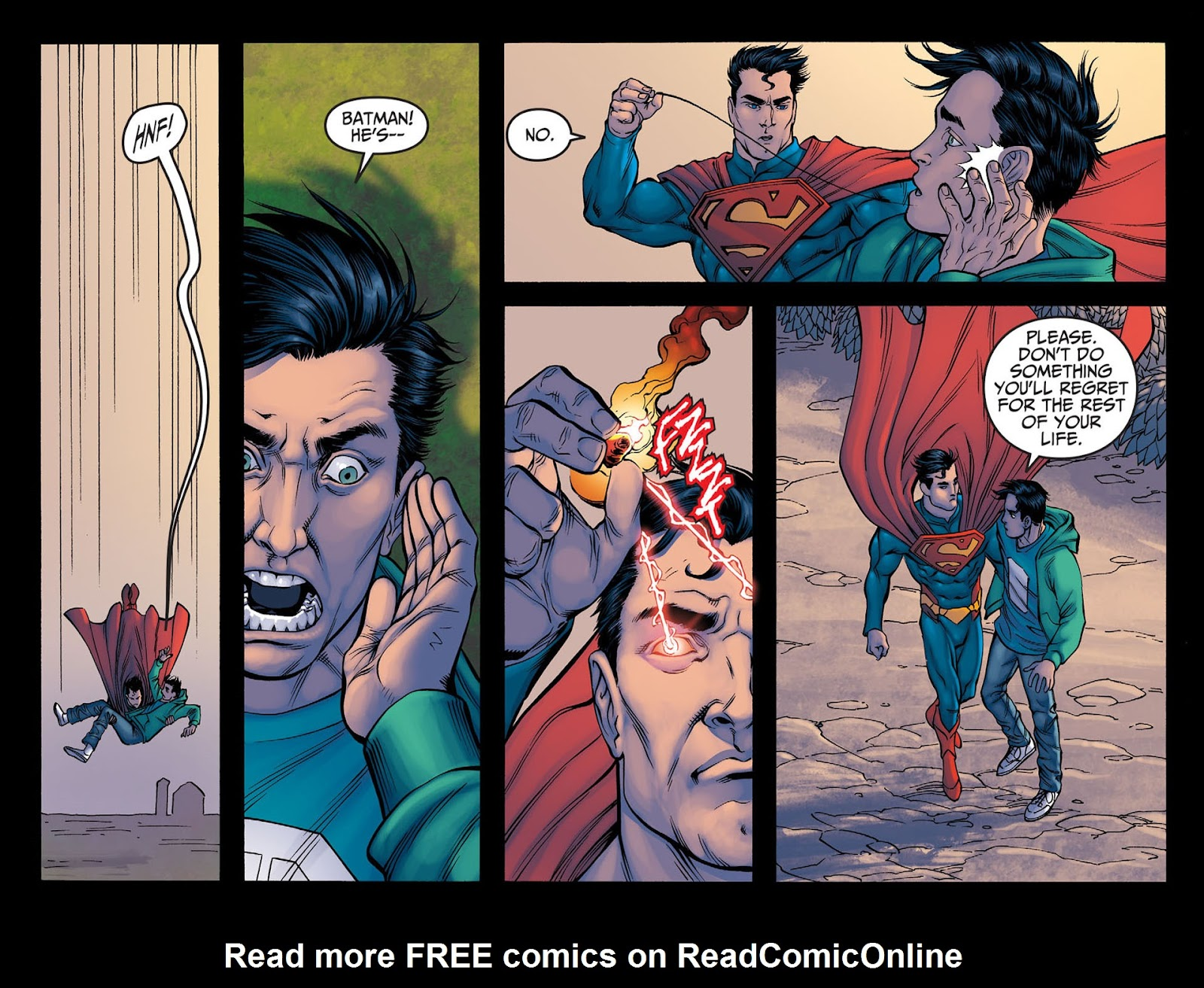 Injustice: Gods Among Us [I] Issue #4 #5 - English 17