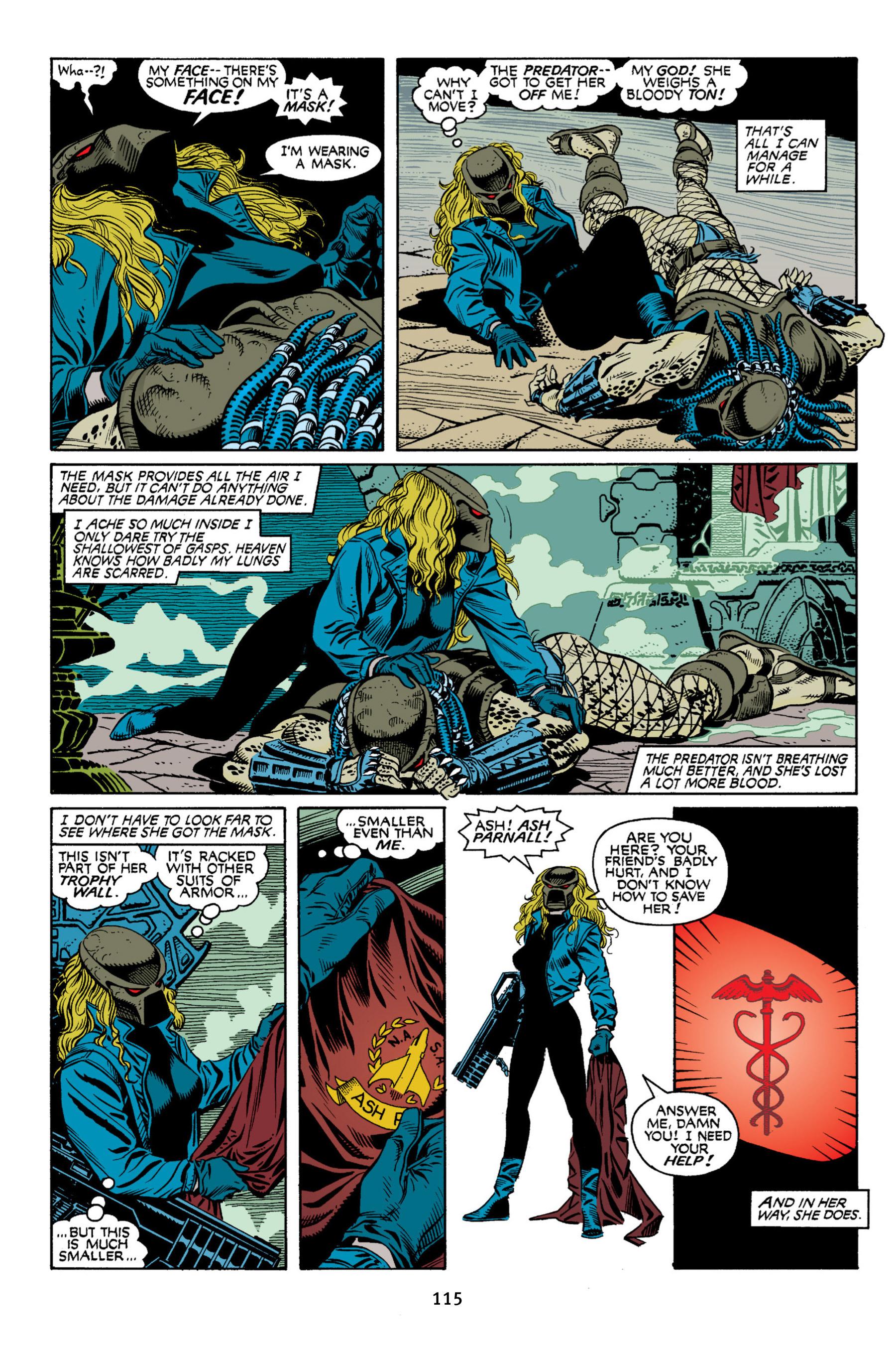 Aliens vs. Predator Omnibus _TPB_2_Part_2 Page 2