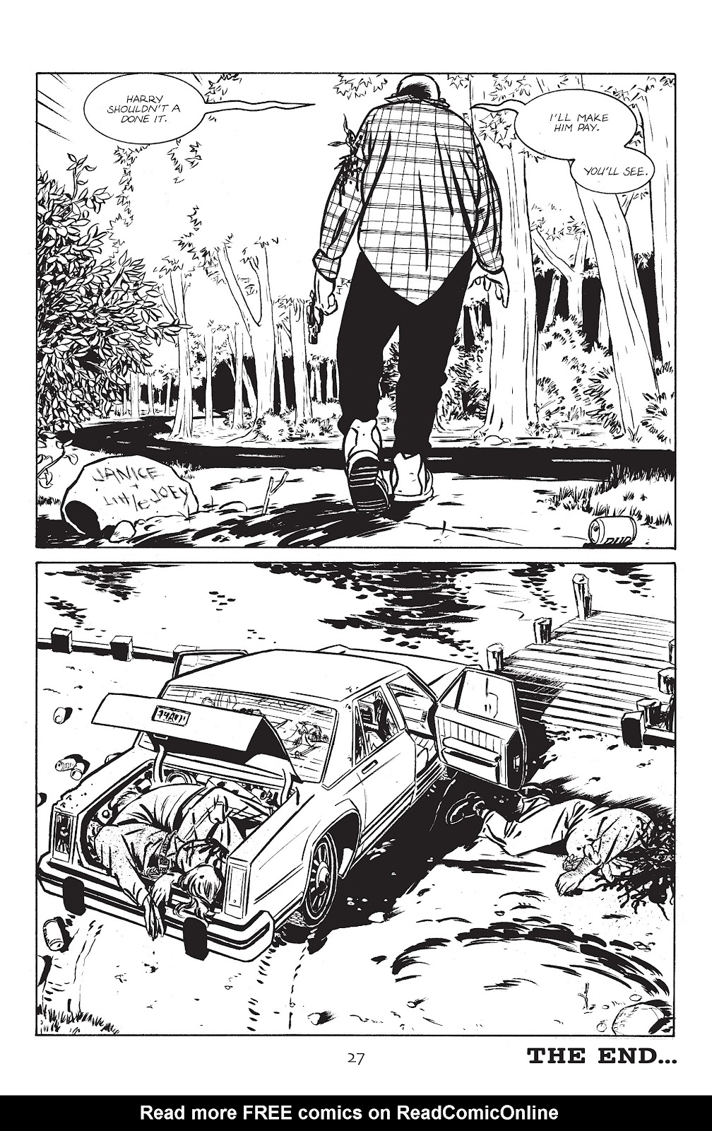 Stray Bullets Issue #1 #1 - English 30