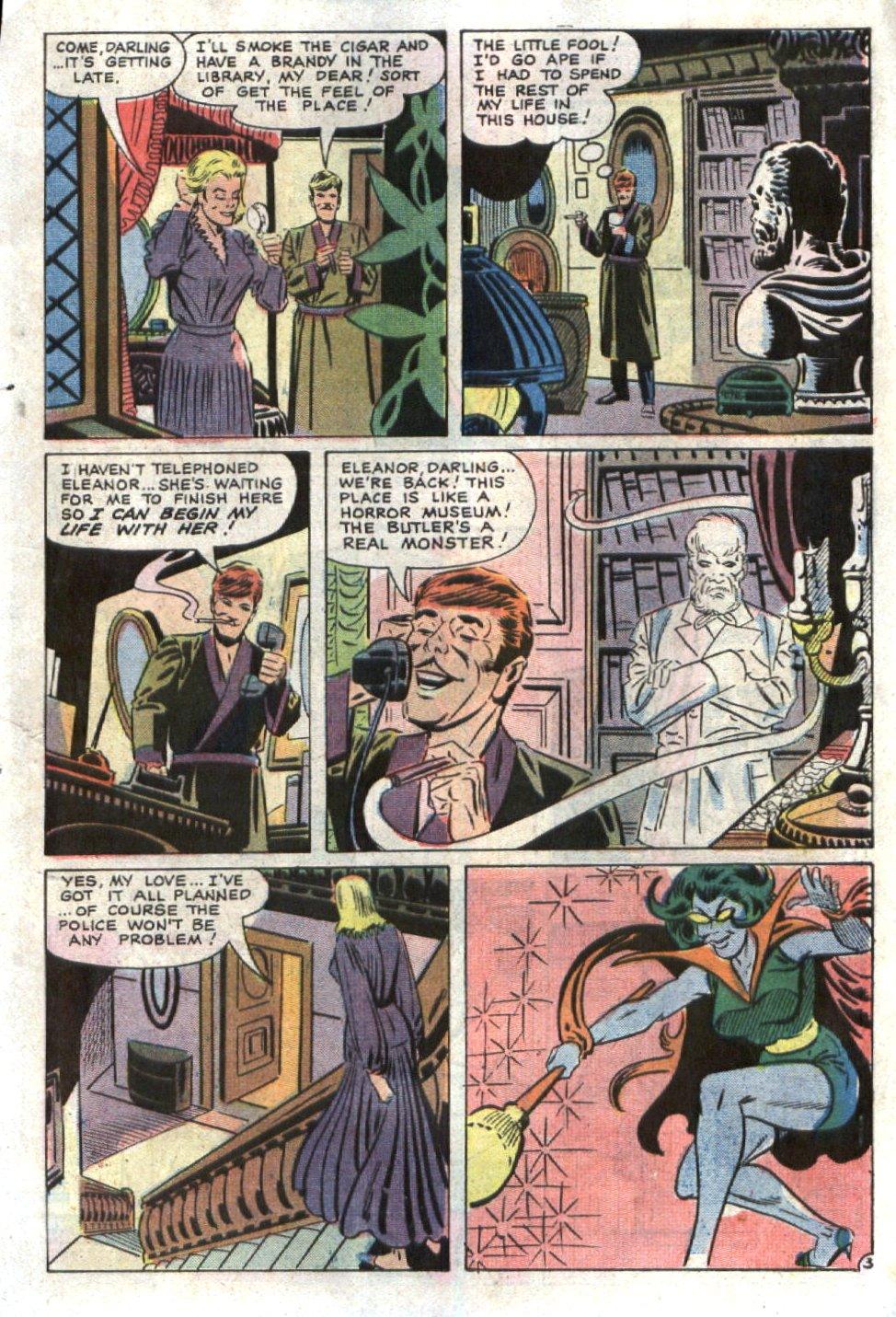 Read online Scary Tales comic -  Issue #16 - 15