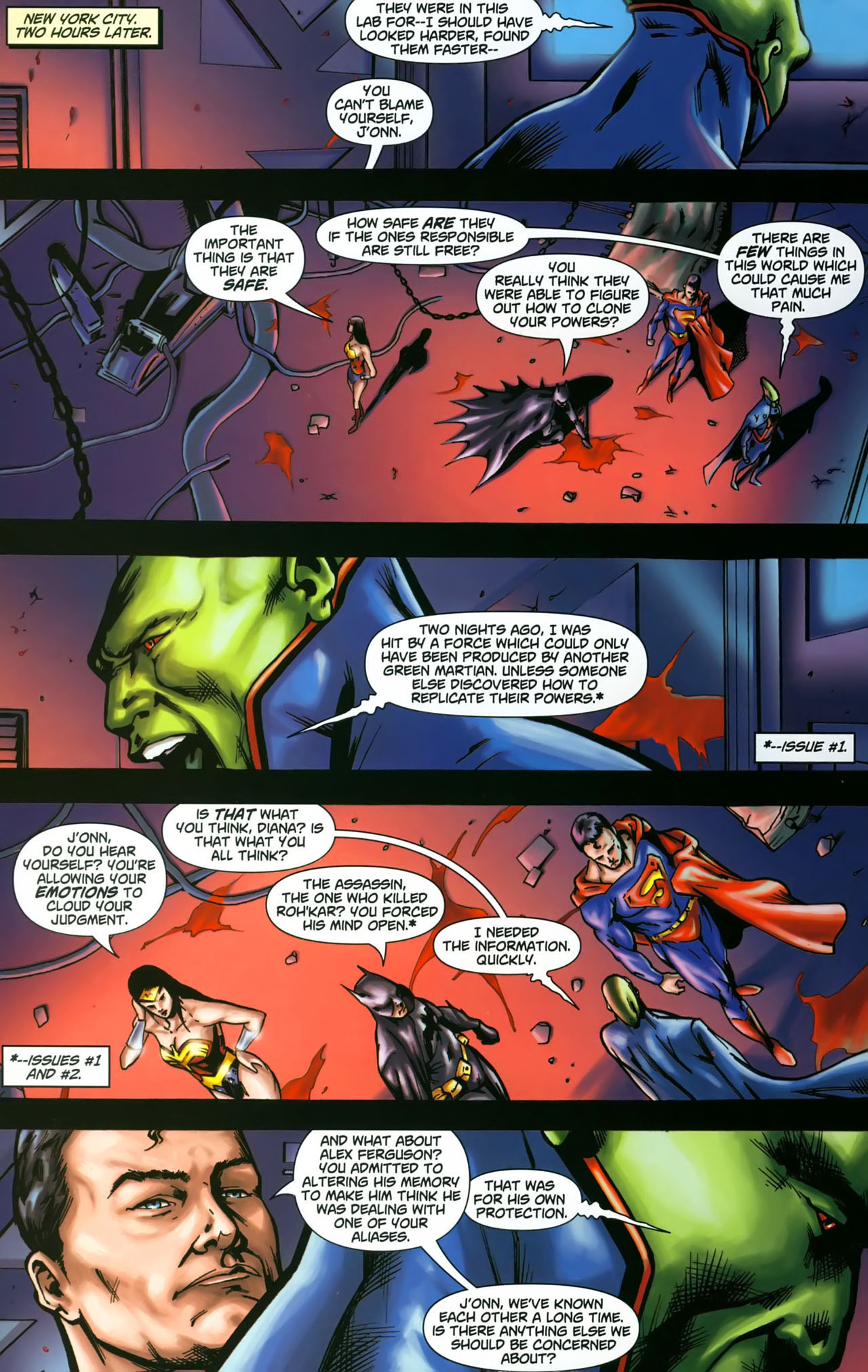 Read online Martian Manhunter (2006) comic -  Issue #3 - 20