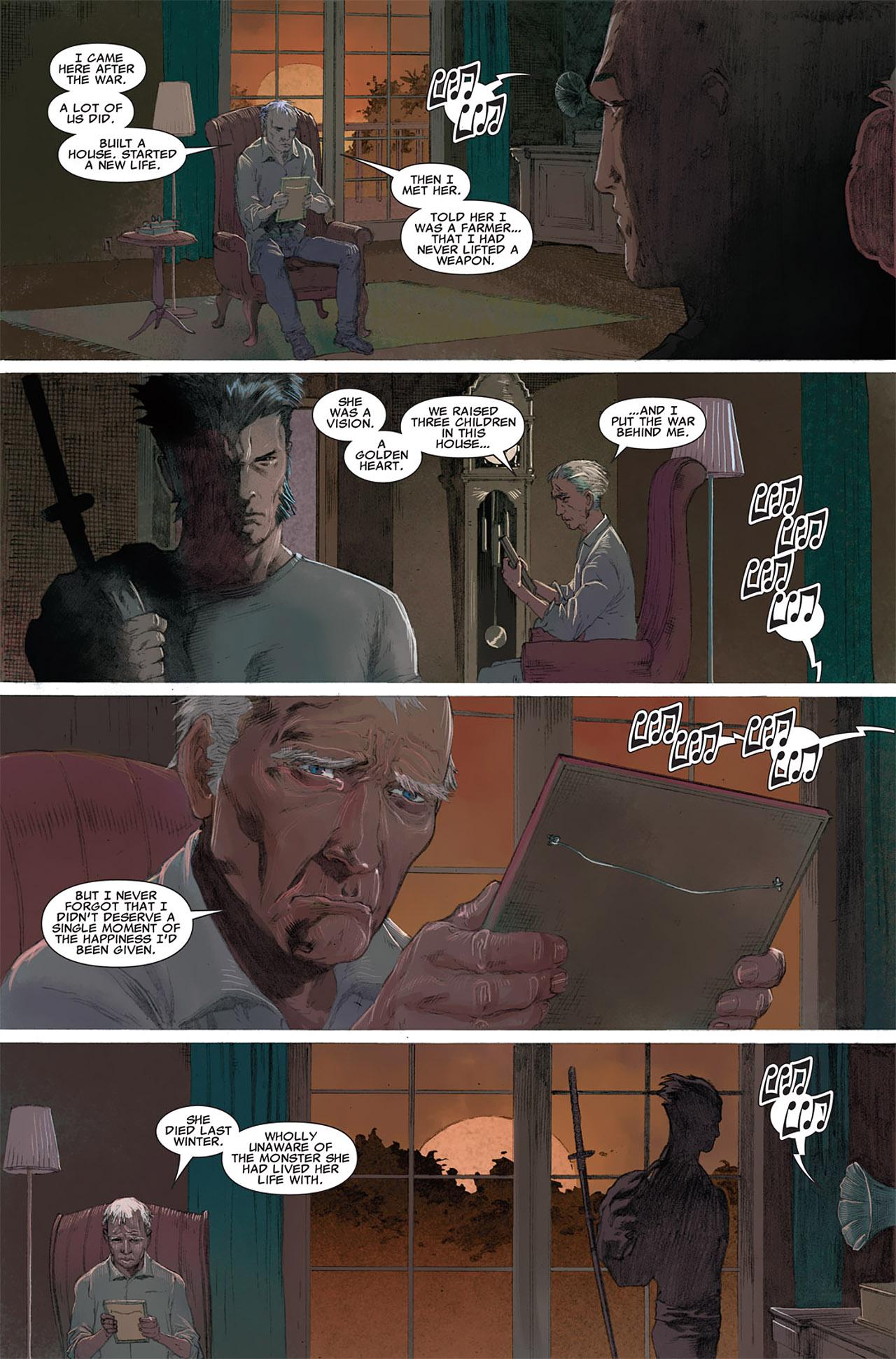 Uncanny X-Force (2010) #9 #28 - English 21