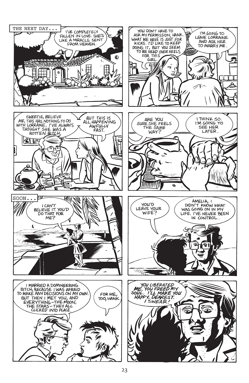 Stray Bullets Issue #16 #16 - English 25