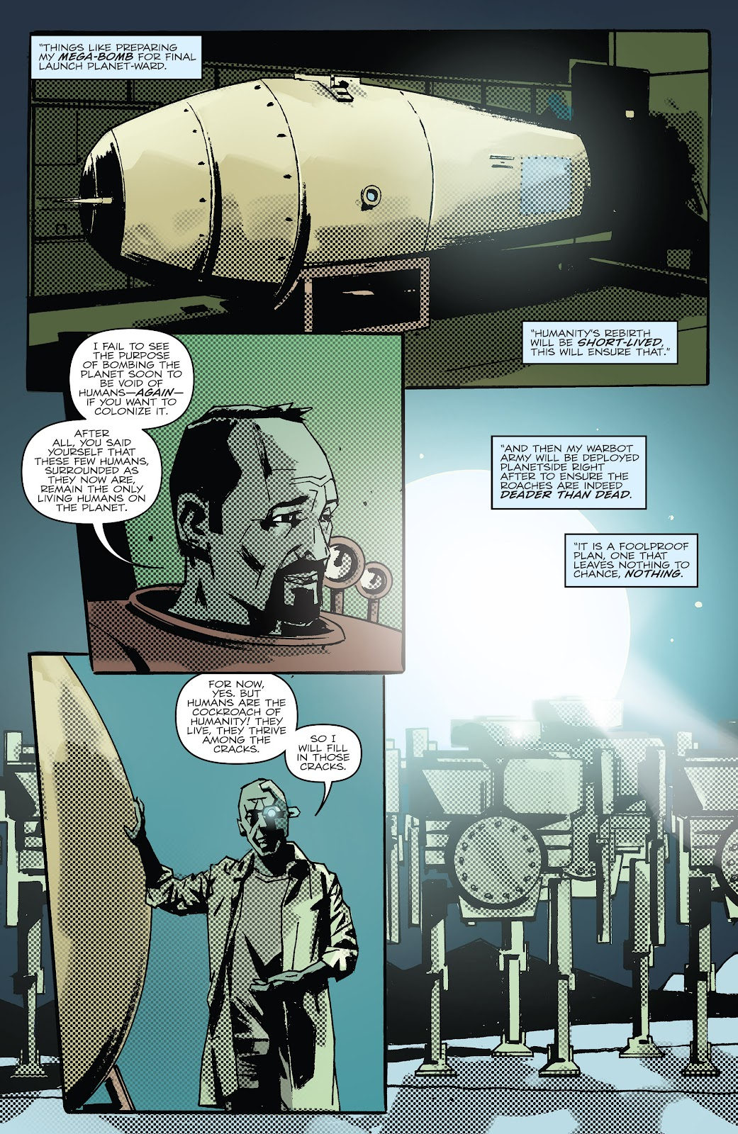 Zombies vs Robots (2015) Issue #9 Page 21