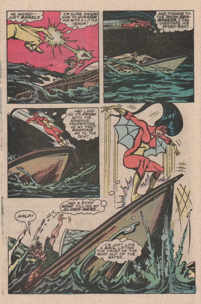 Spider-Woman (1978) Issue #14 #14 - English 16