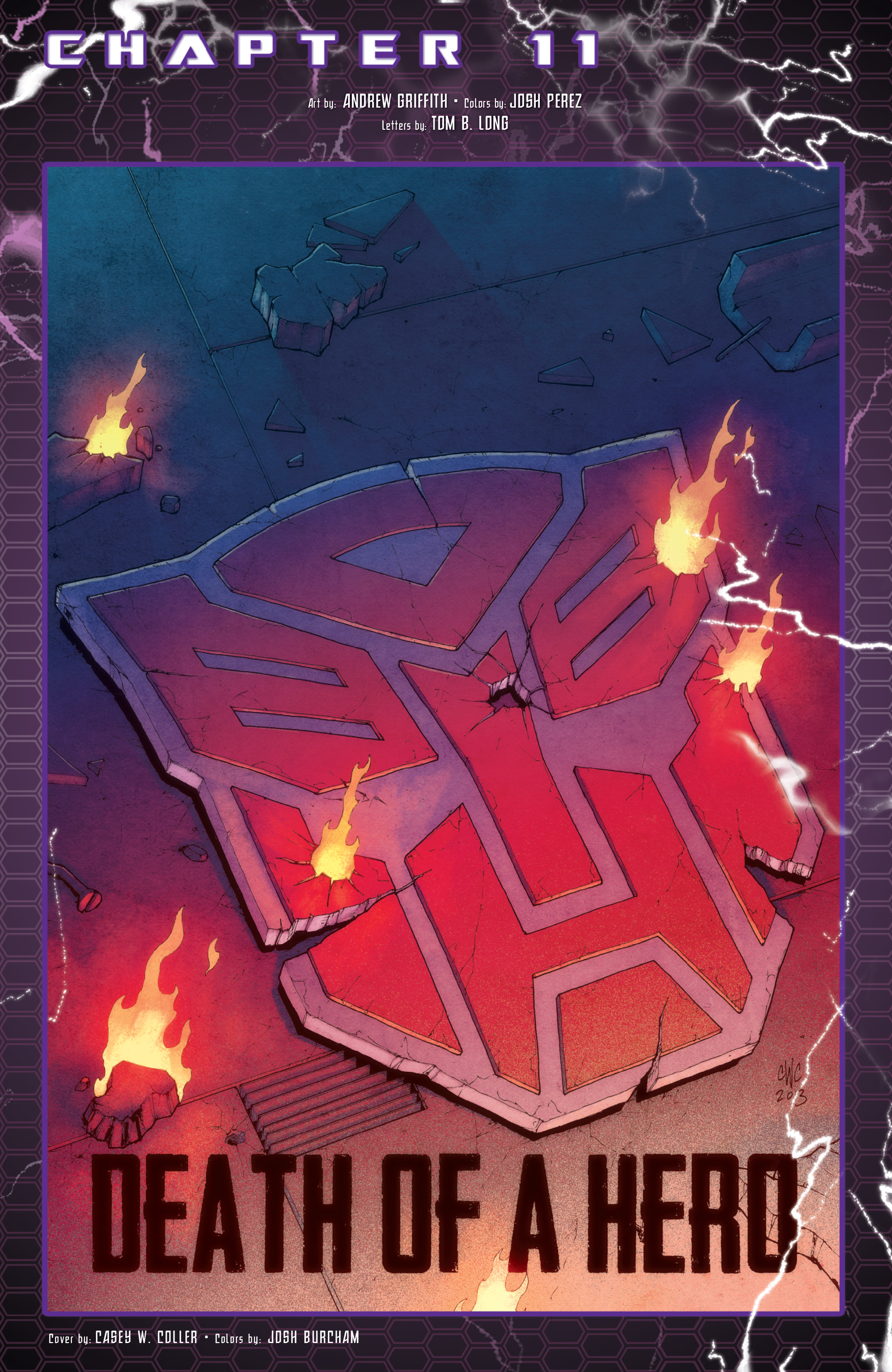 Read online The Transformers: Dark Cybertron Finale comic -  Issue # Full - 101