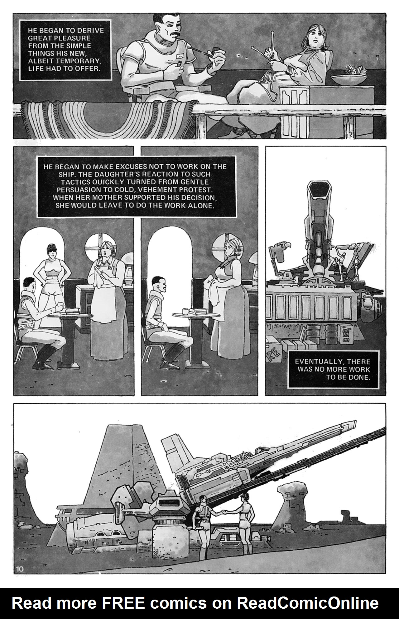 Read online Star*Reach comic -  Issue #16 - 28