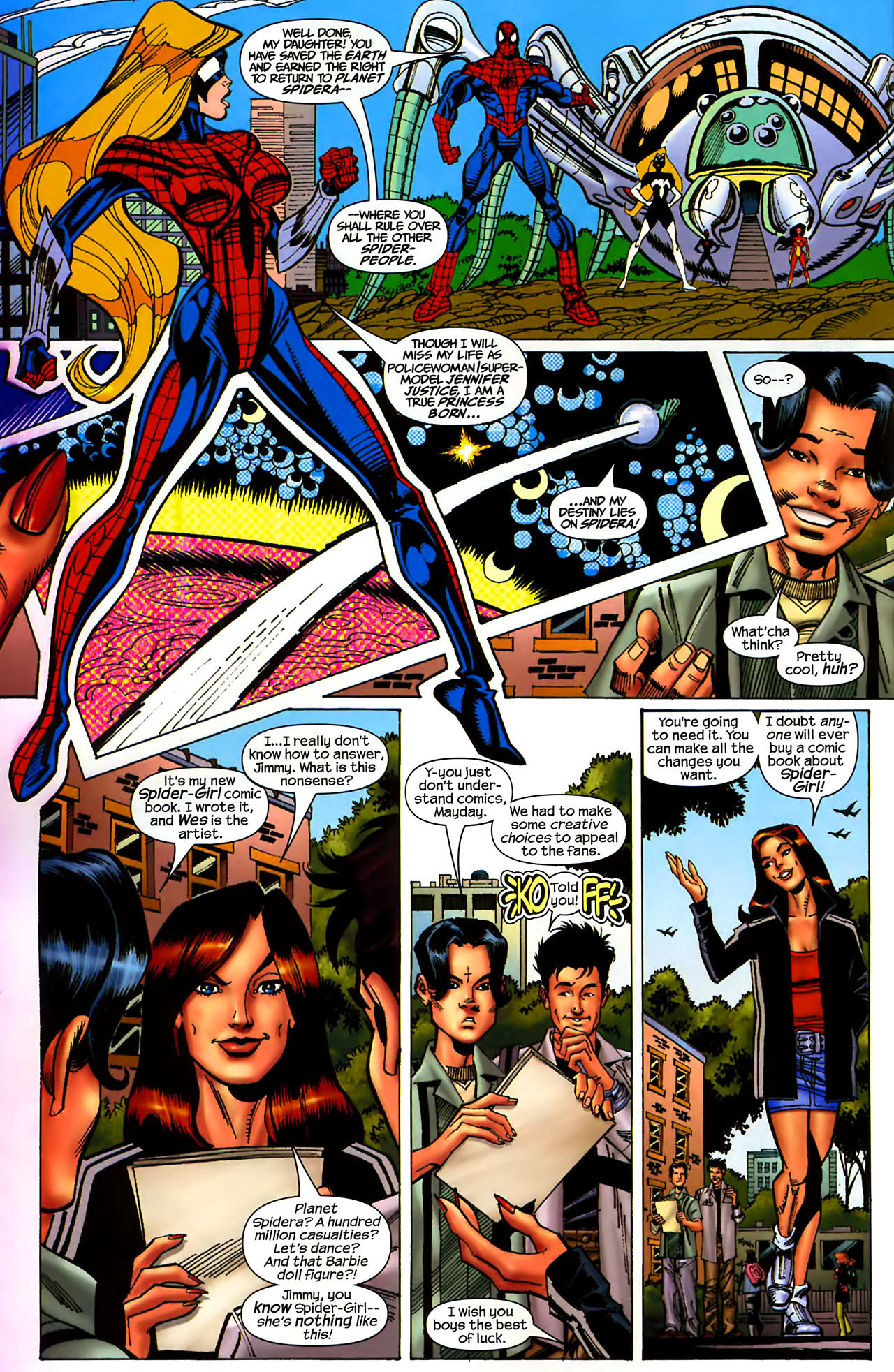 Amazing Spider-Girl #1 #30 - English 5