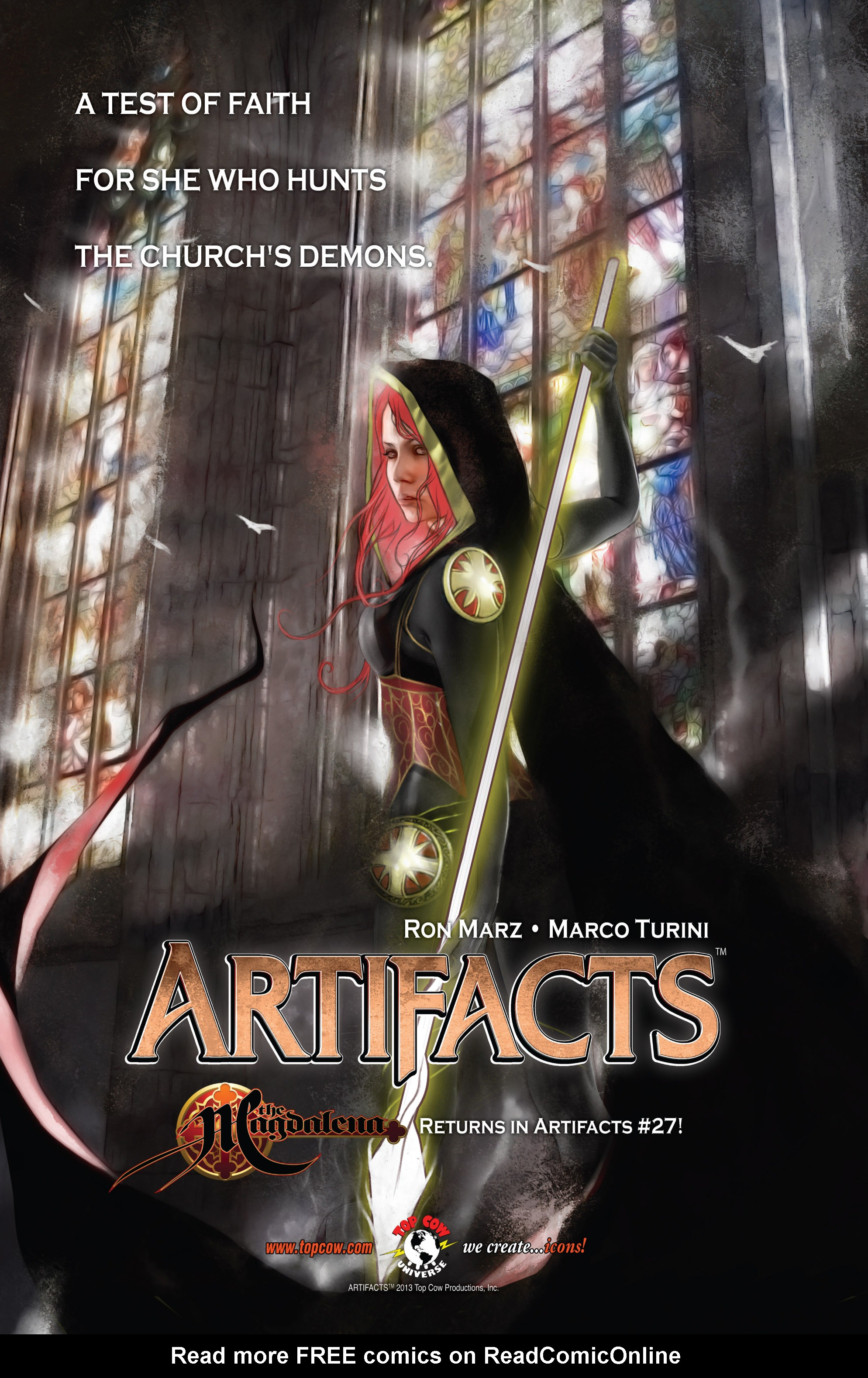 Read online The Darkness (2007) comic -  Issue #113 - 31