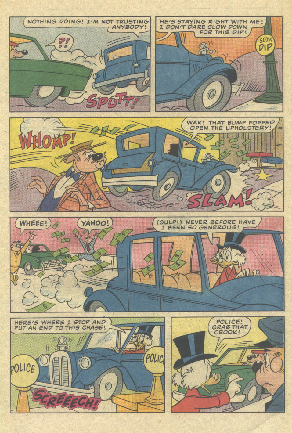 Uncle Scrooge (1953) Issue #206 #206 - English 23
