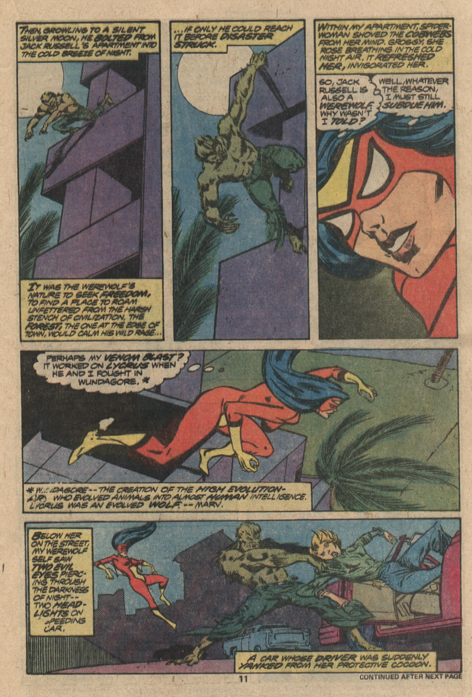 Spider-Woman (1978) Issue #6 #6 - English 8