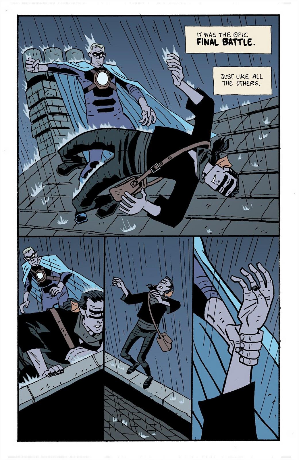 Mudman Issue #3 #3 - English 3