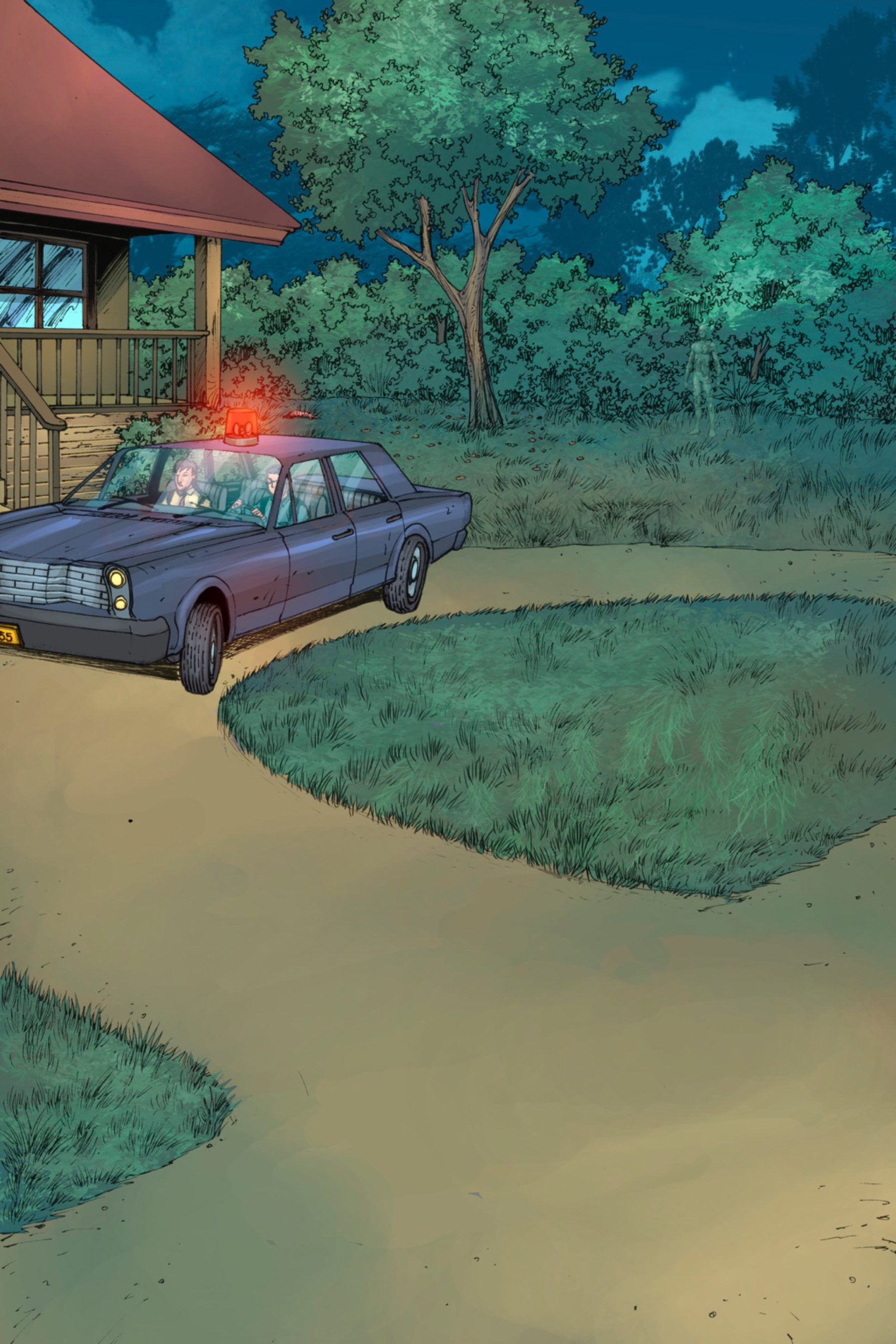 Read online Z-Men comic -  Issue #3 - 148