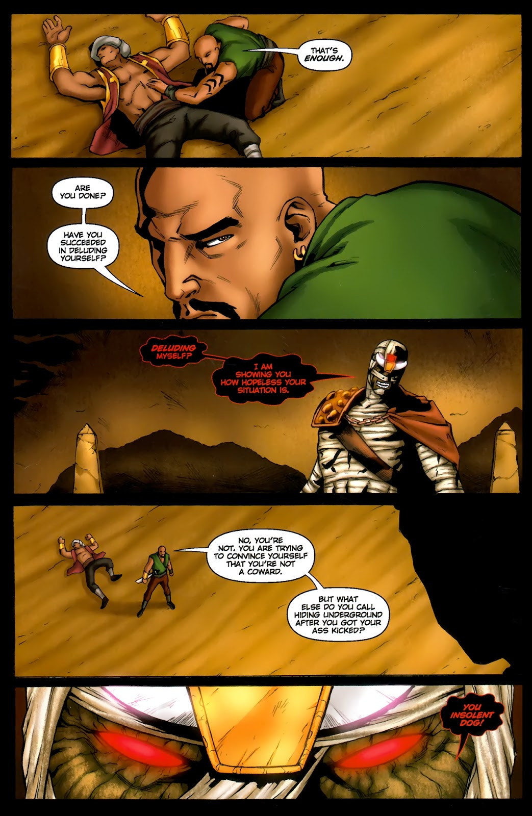 1001 Arabian Nights: The Adventures of Sinbad Issue #13 Page 8