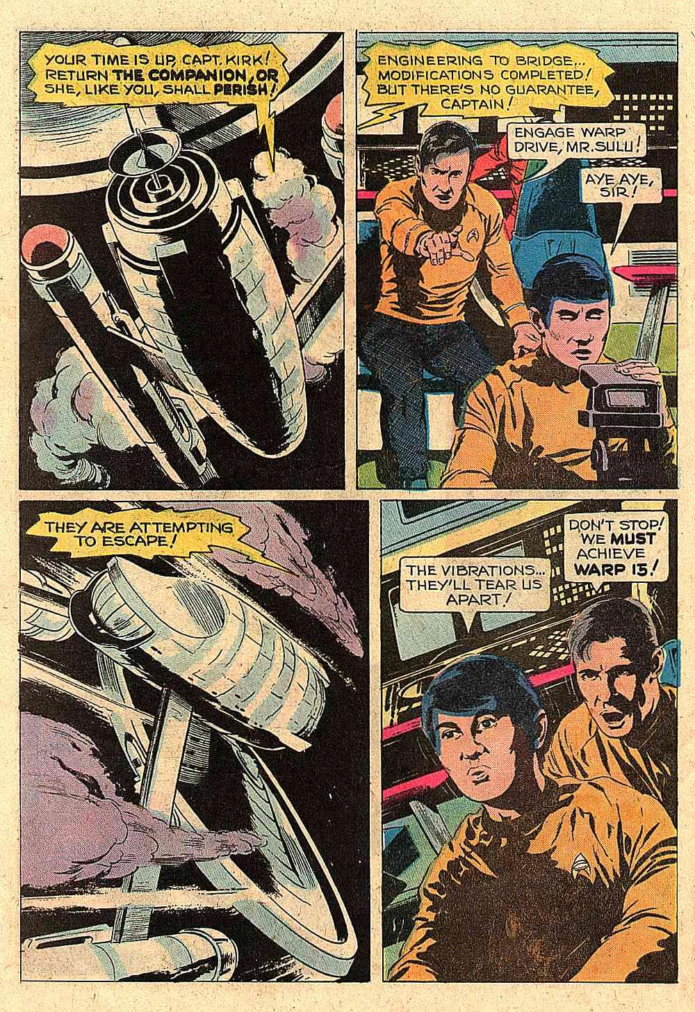 Star Trek (1967) #49 #49 - English 22