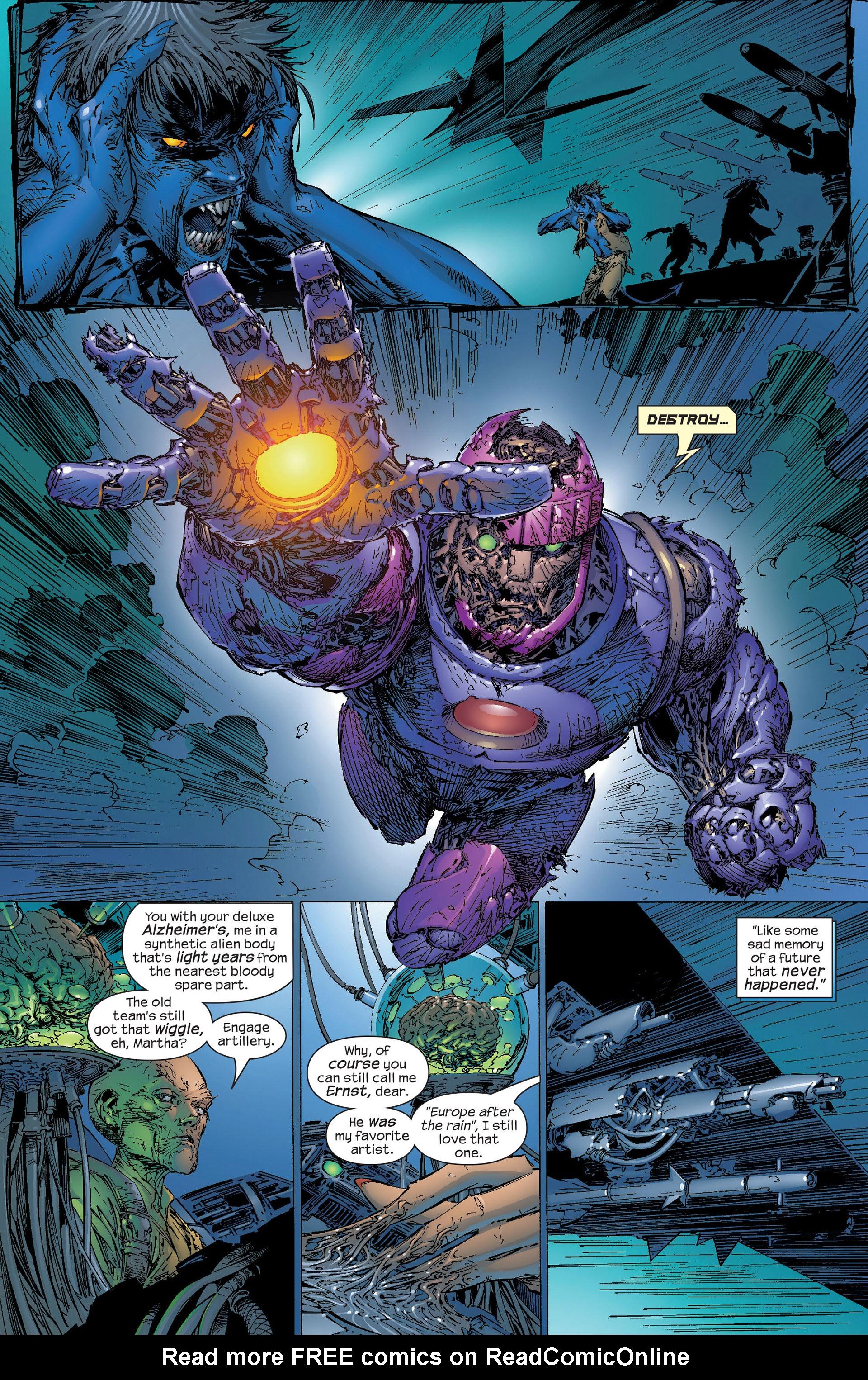 Read online New X-Men (2001) comic -  Issue #153 - 14