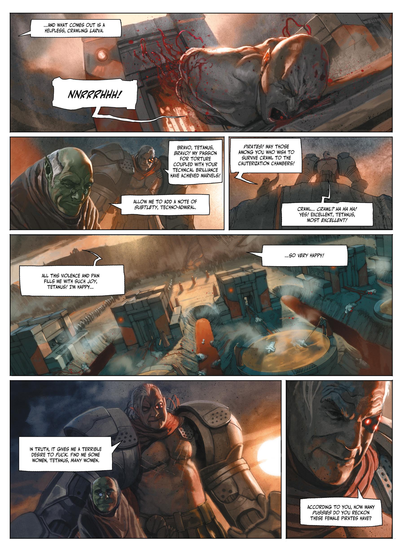 The Metabaron #1 #6 - English 22