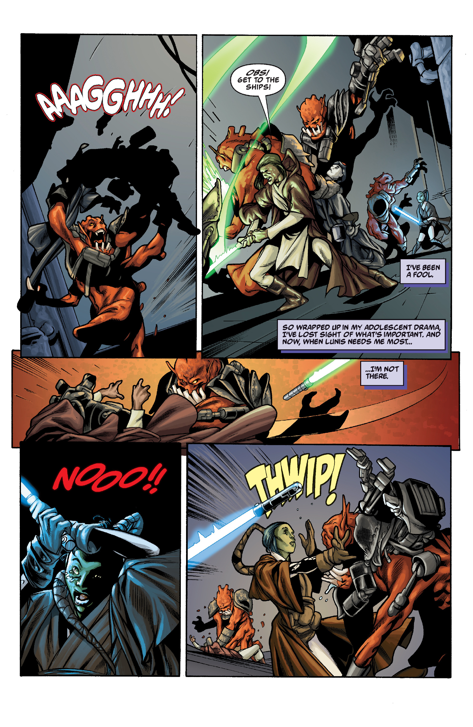 Star Wars Legends Epic Collection: The Clone Wars chap 2 pic 143