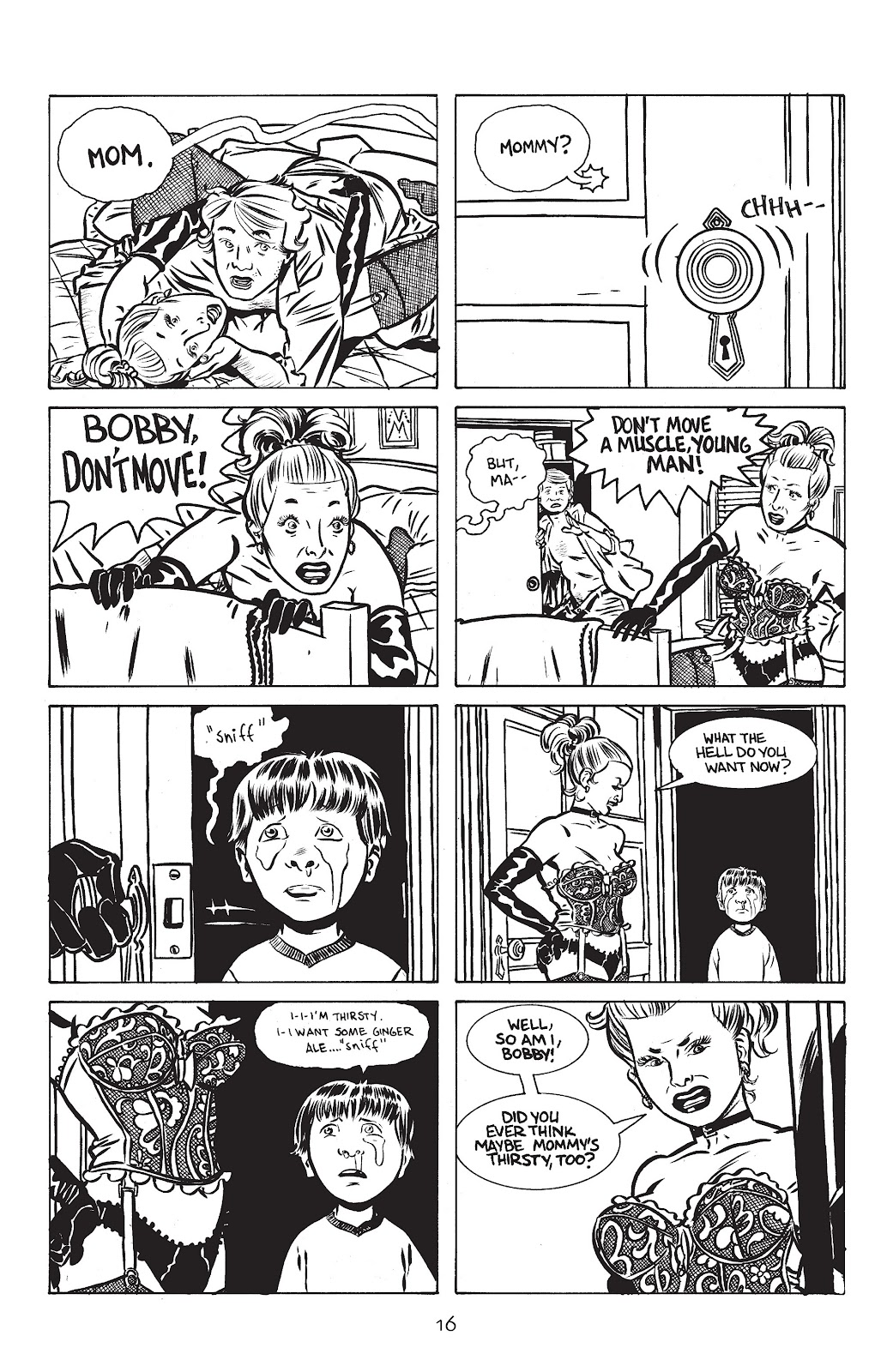 Stray Bullets Issue #16 #16 - English 18