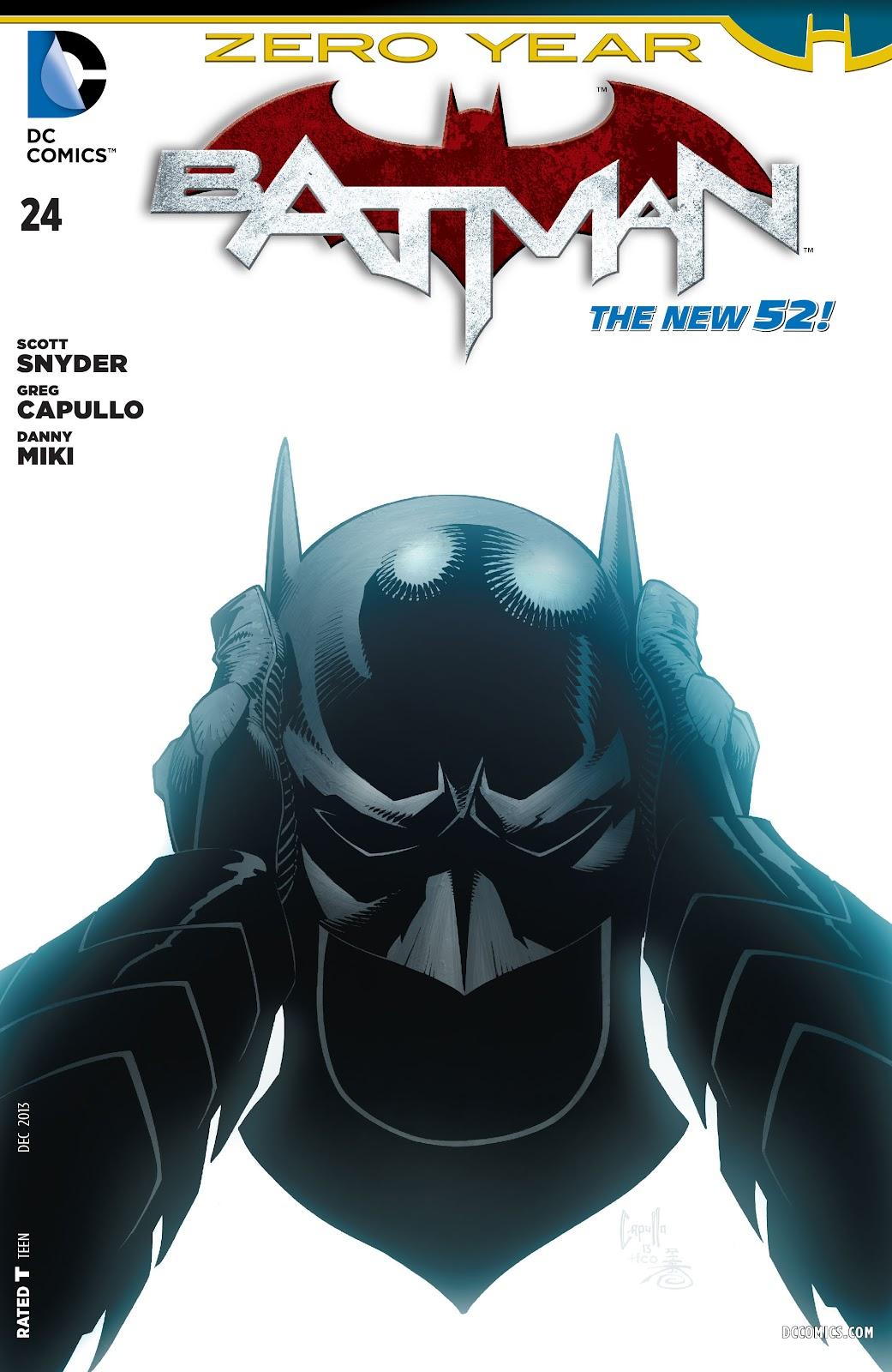 Batman (2011) Issue #24 #43 - English 54
