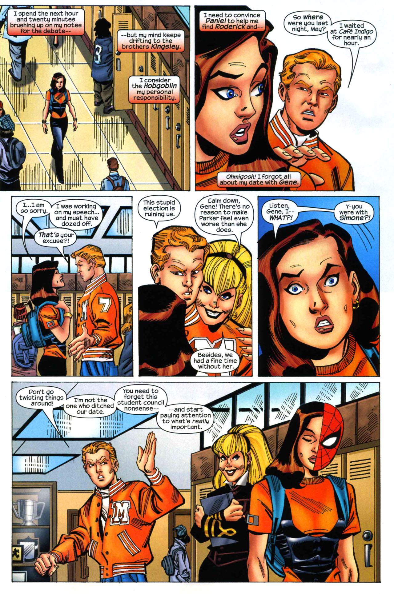 Amazing Spider-Girl #5 #26 - English 6