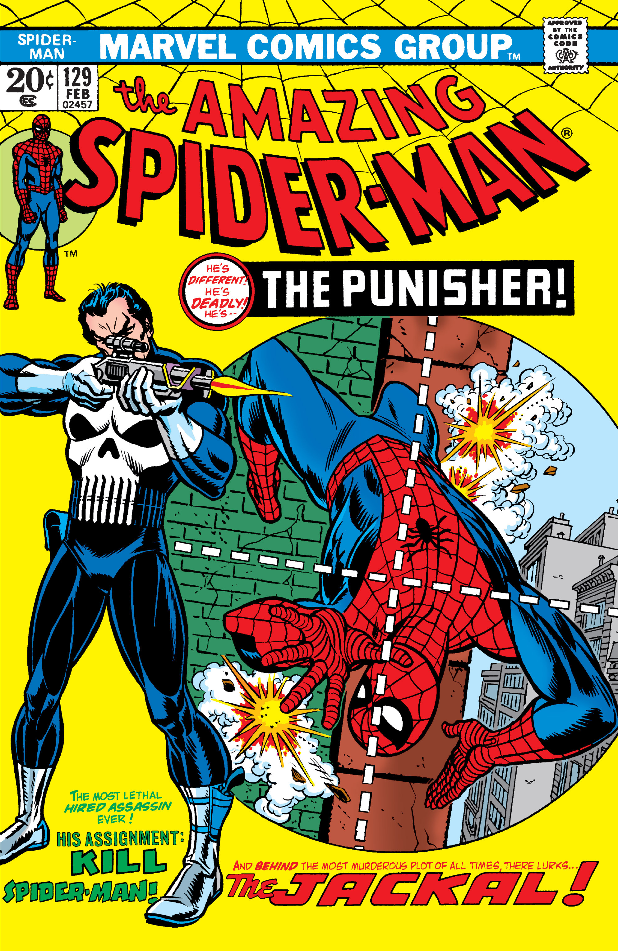 The Amazing Spider-Man (1963) 129 Page 1