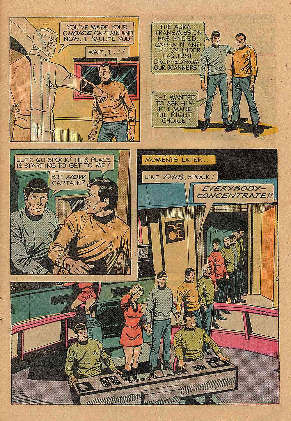 Star Trek (1967) Issue #33 #33 - English 24