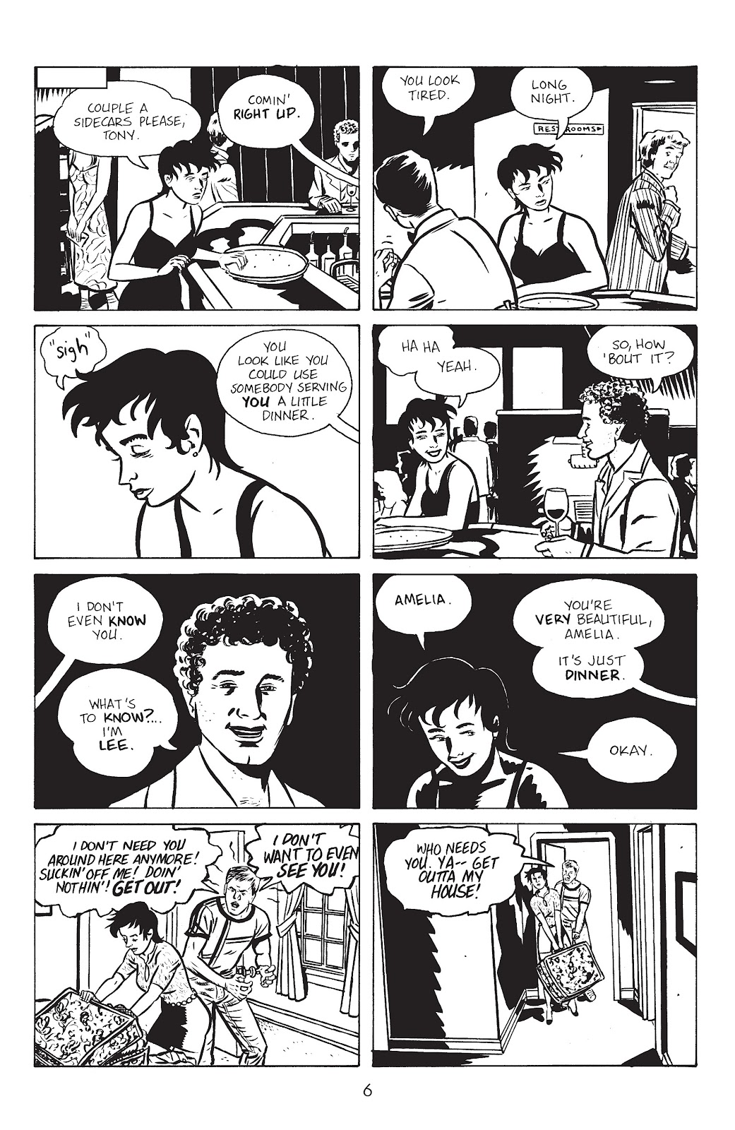 Stray Bullets Issue #19 #19 - English 8