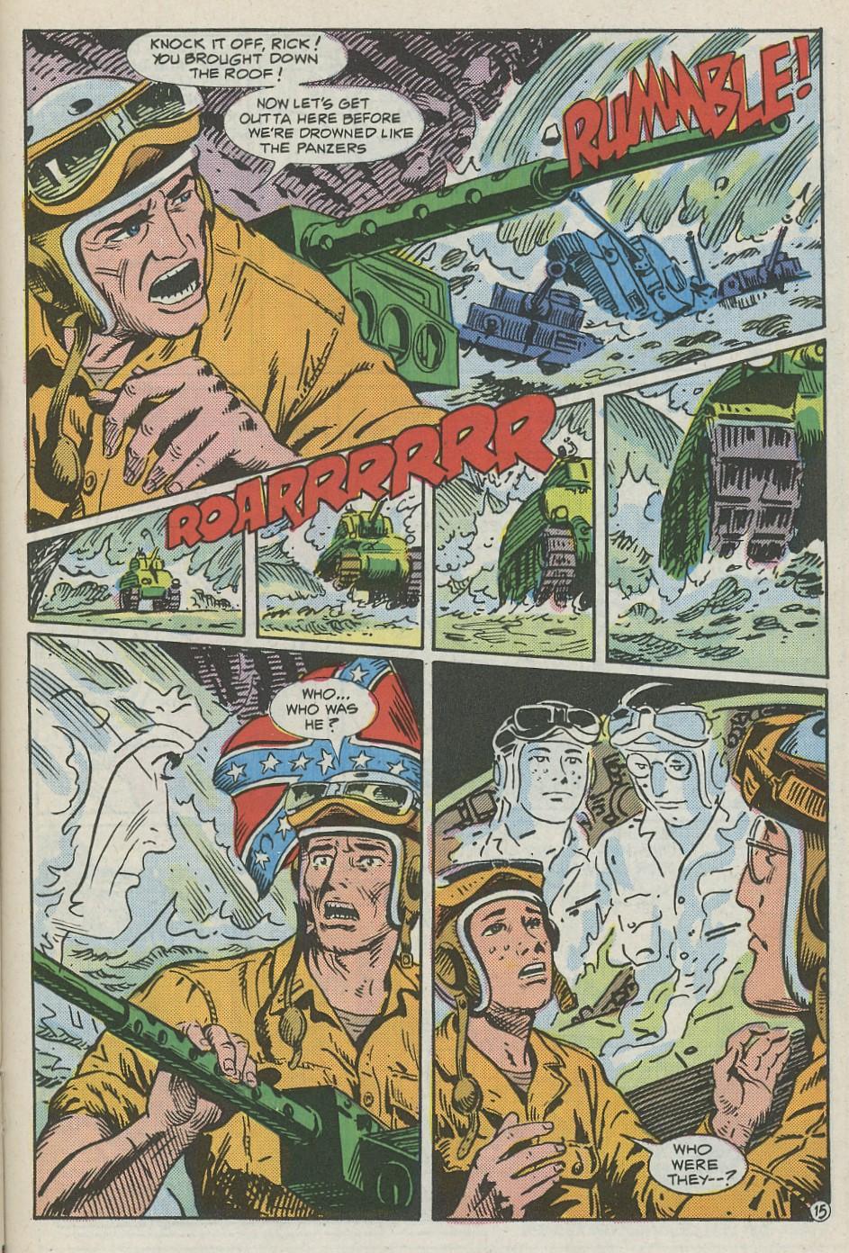 G.I. Combat (1952) Issue #288 #288 - English 20