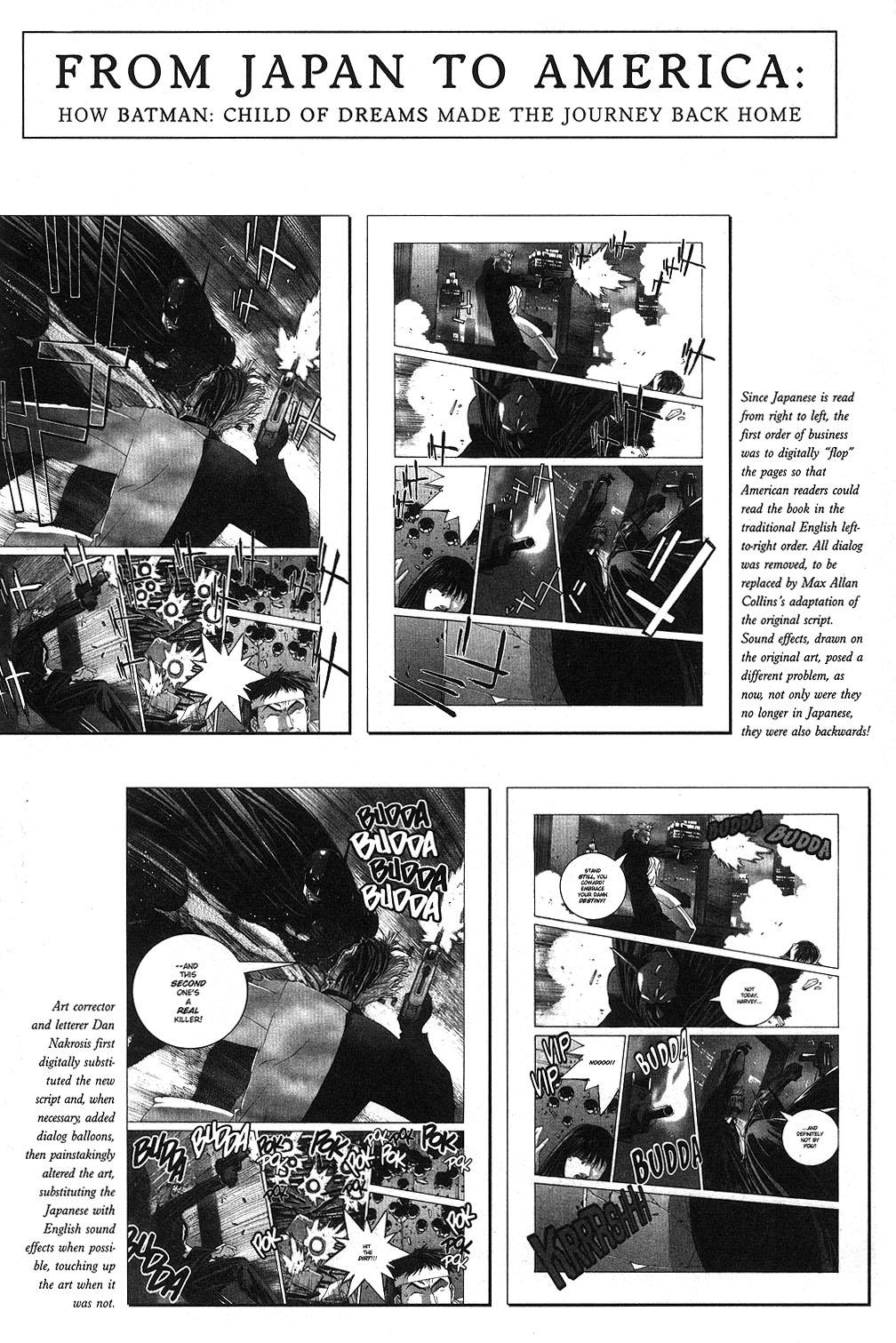 Read online Batman: Child of Dreams comic -  Issue # Full - 327