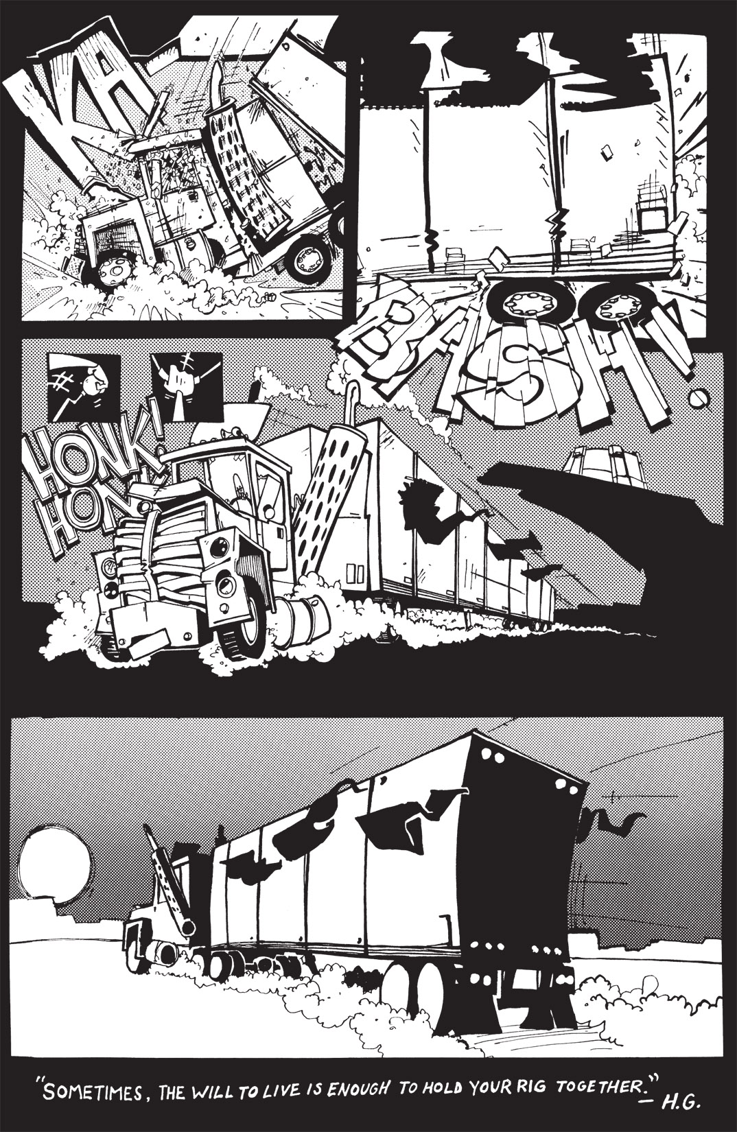 Read online Scud: The Disposable Assassin: The Whole Shebang comic -  Issue # TPB (Part 1) - 82