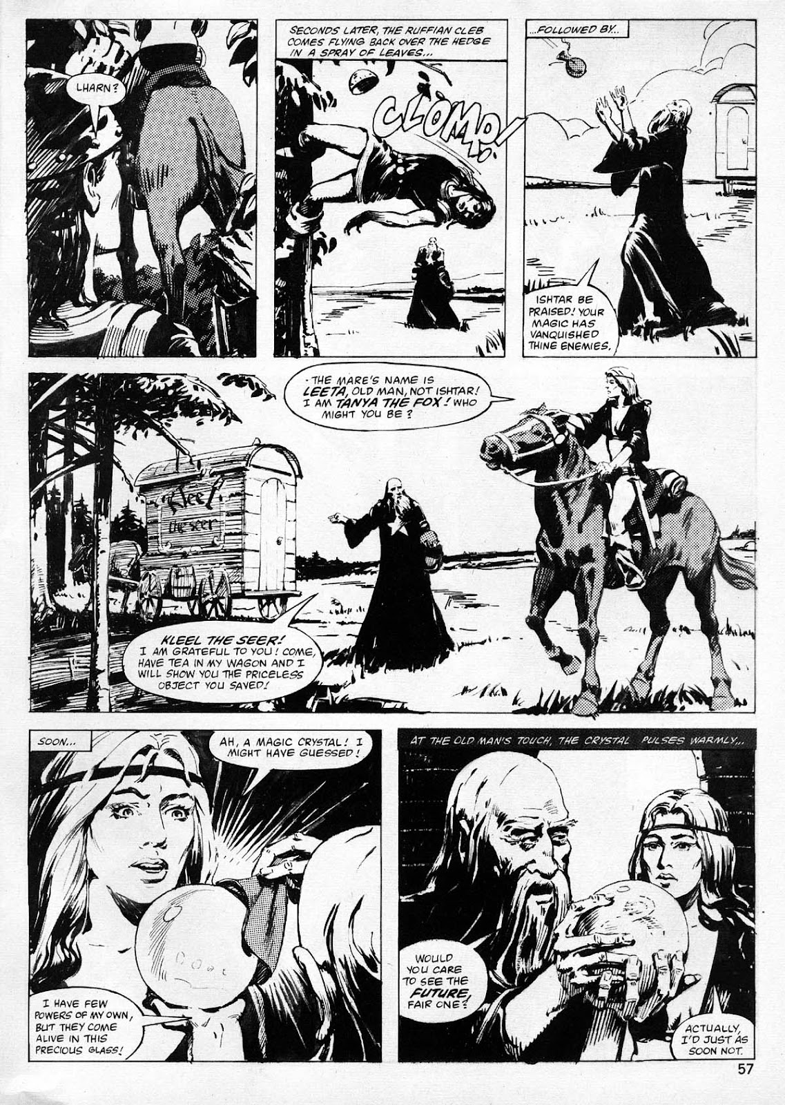 The Savage Sword Of Conan Issue #77 #78 - English 54