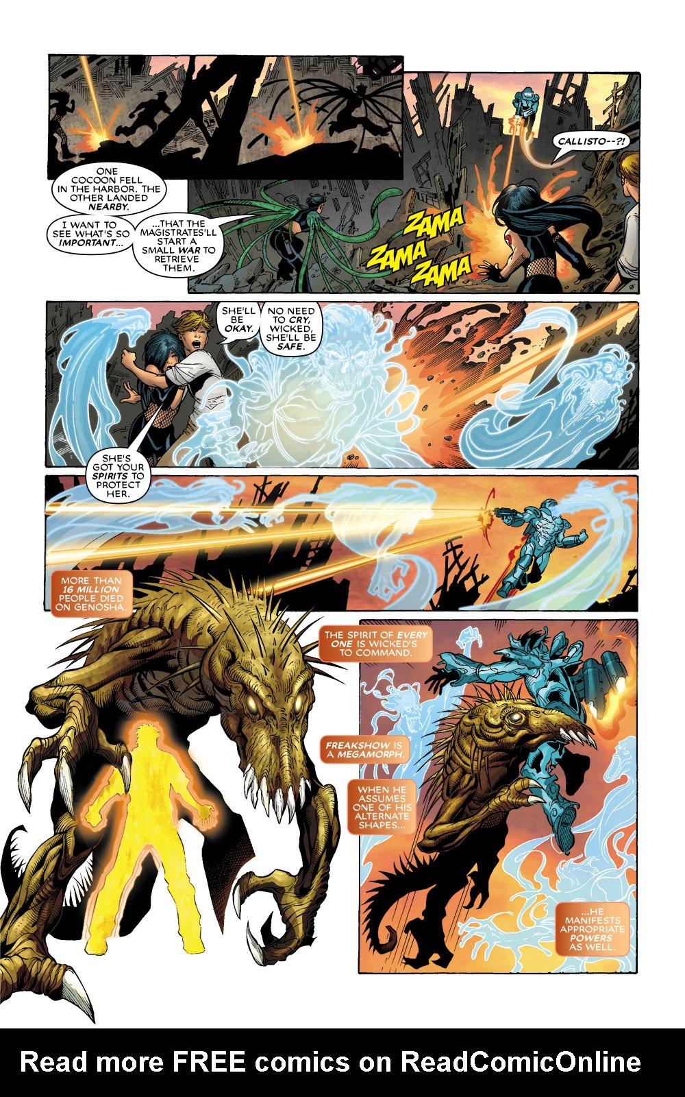 Excalibur (2004) Issue #4 #4 - English 9