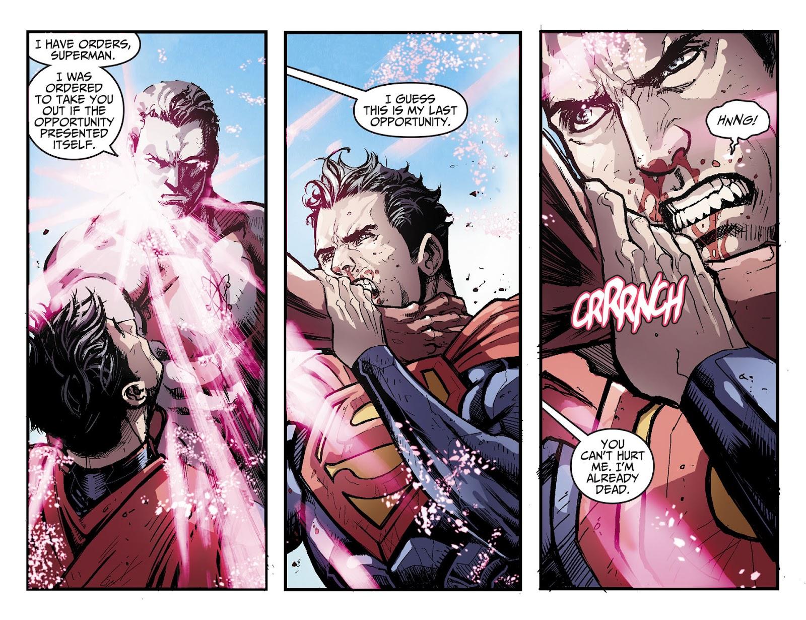 Injustice: Gods Among Us [I] Issue #32 #33 - English 17