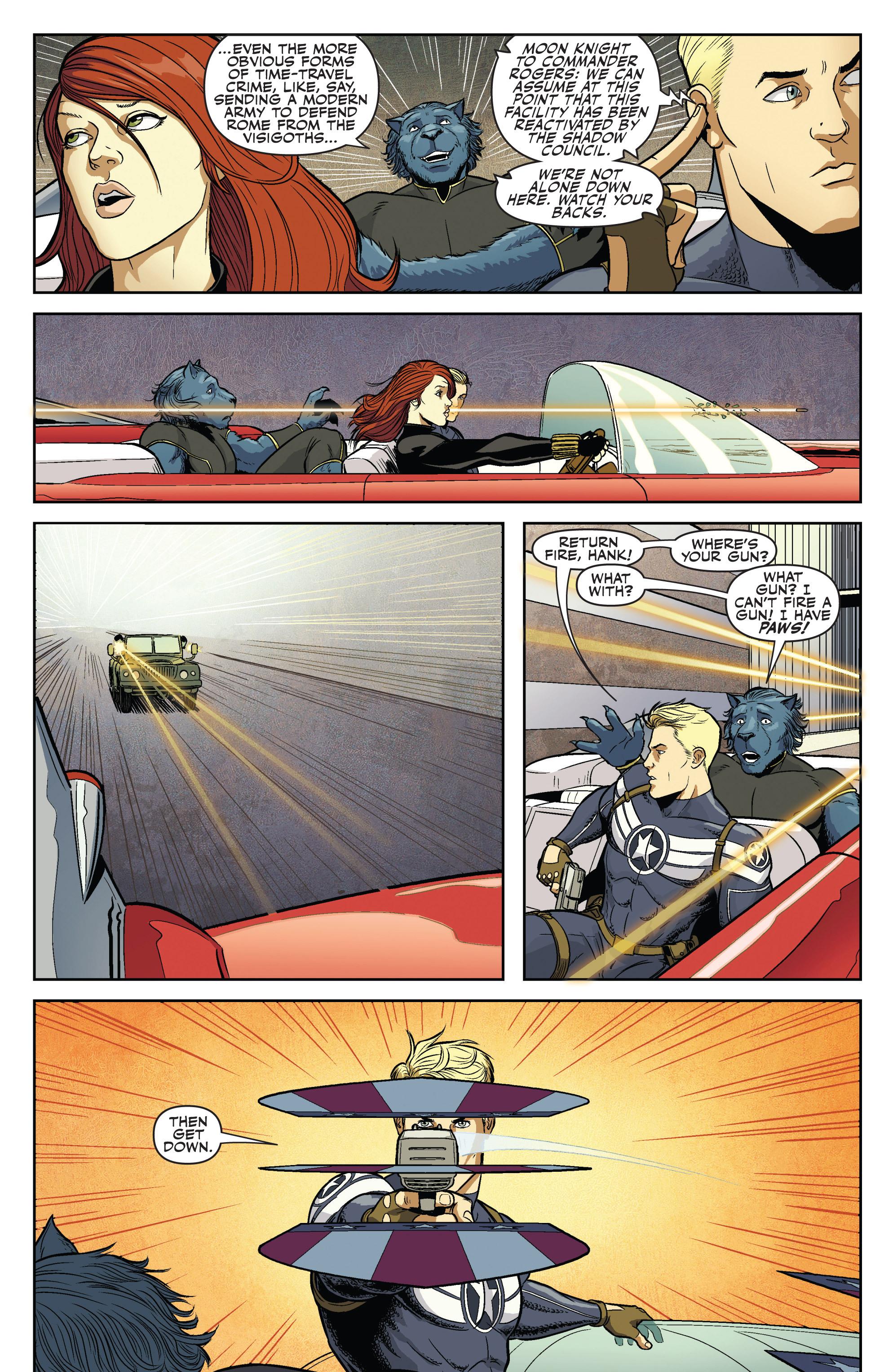 Read online Secret Avengers (2010) comic -  Issue #16 - 11