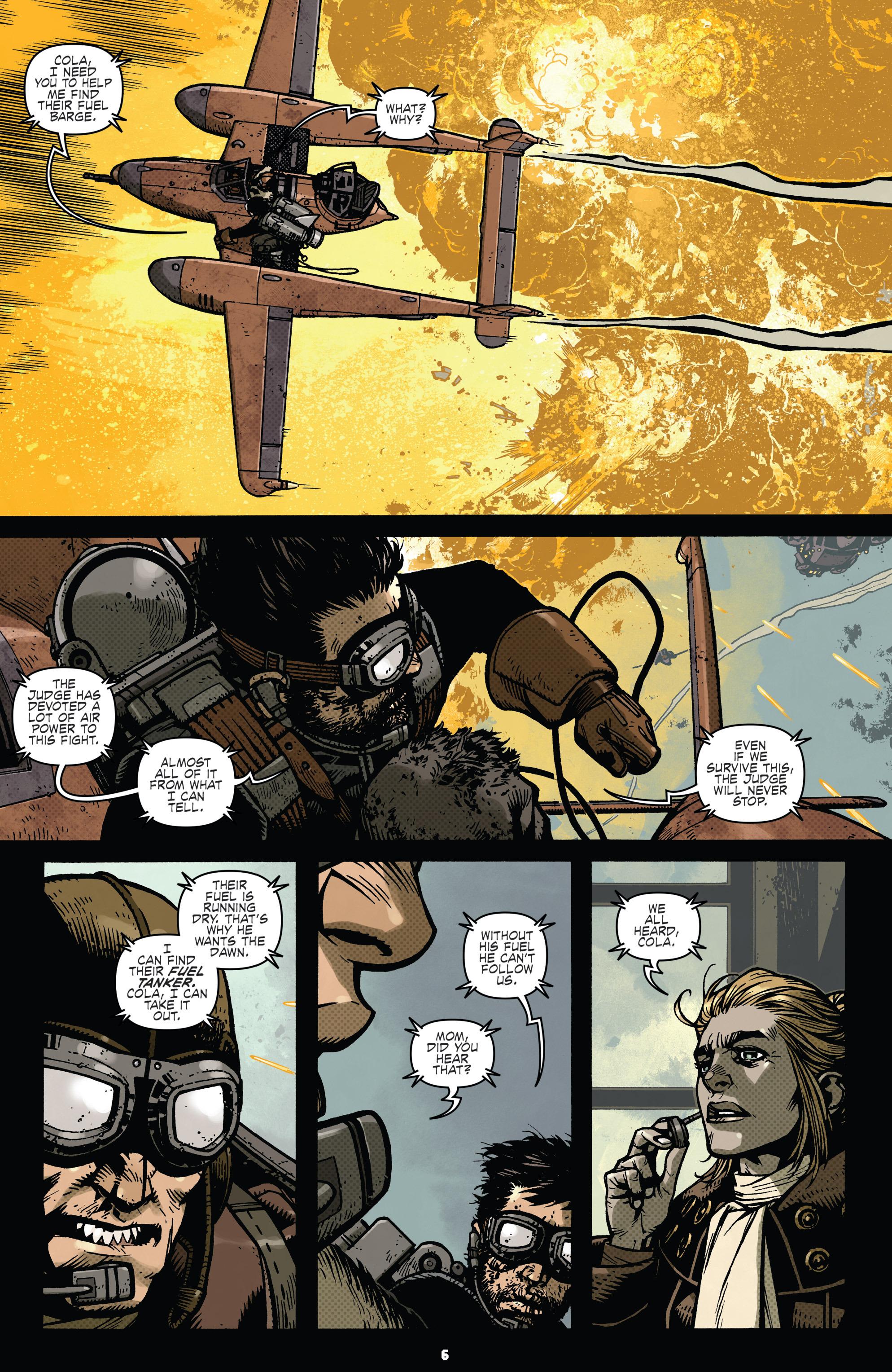 Wild Blue Yonder 5 Page 6