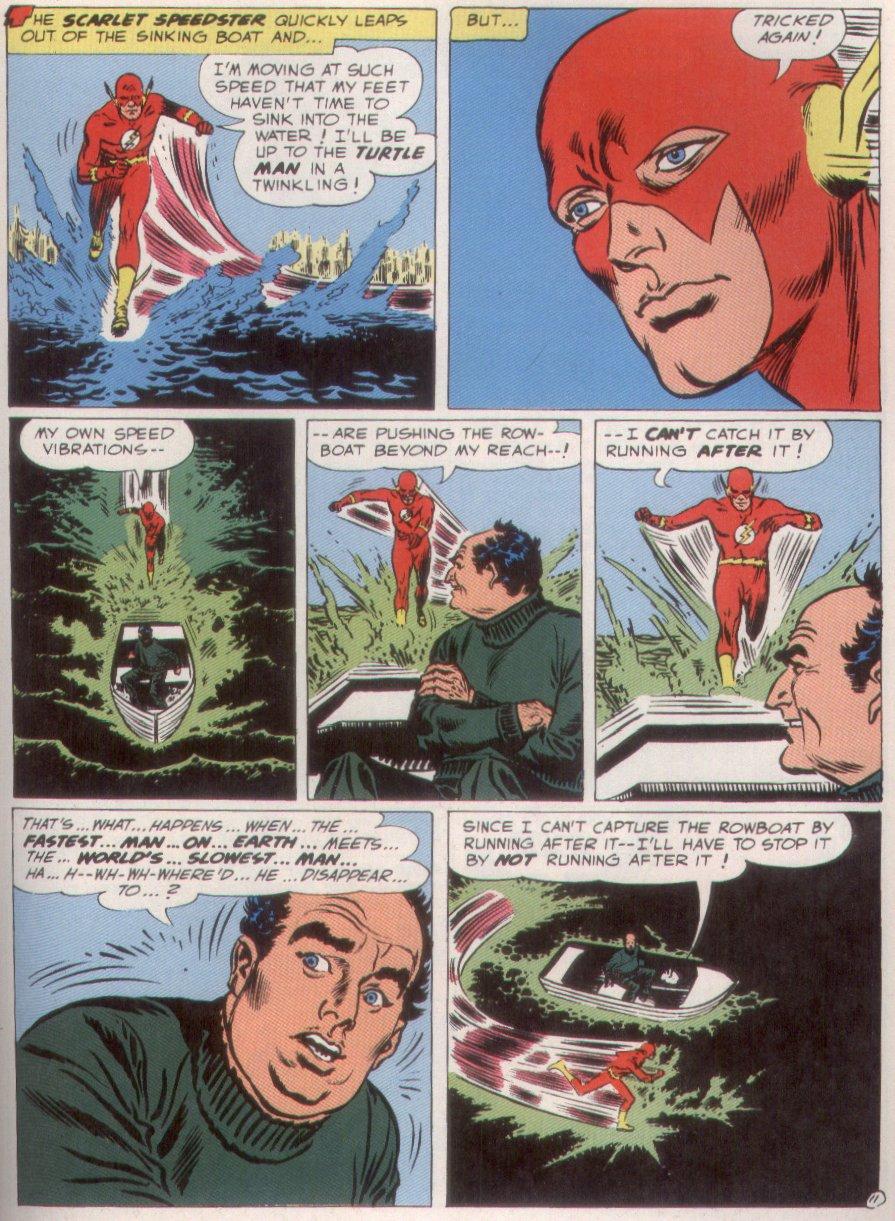 Read online Secret Origins (1961) comic -  Issue # Full - 71