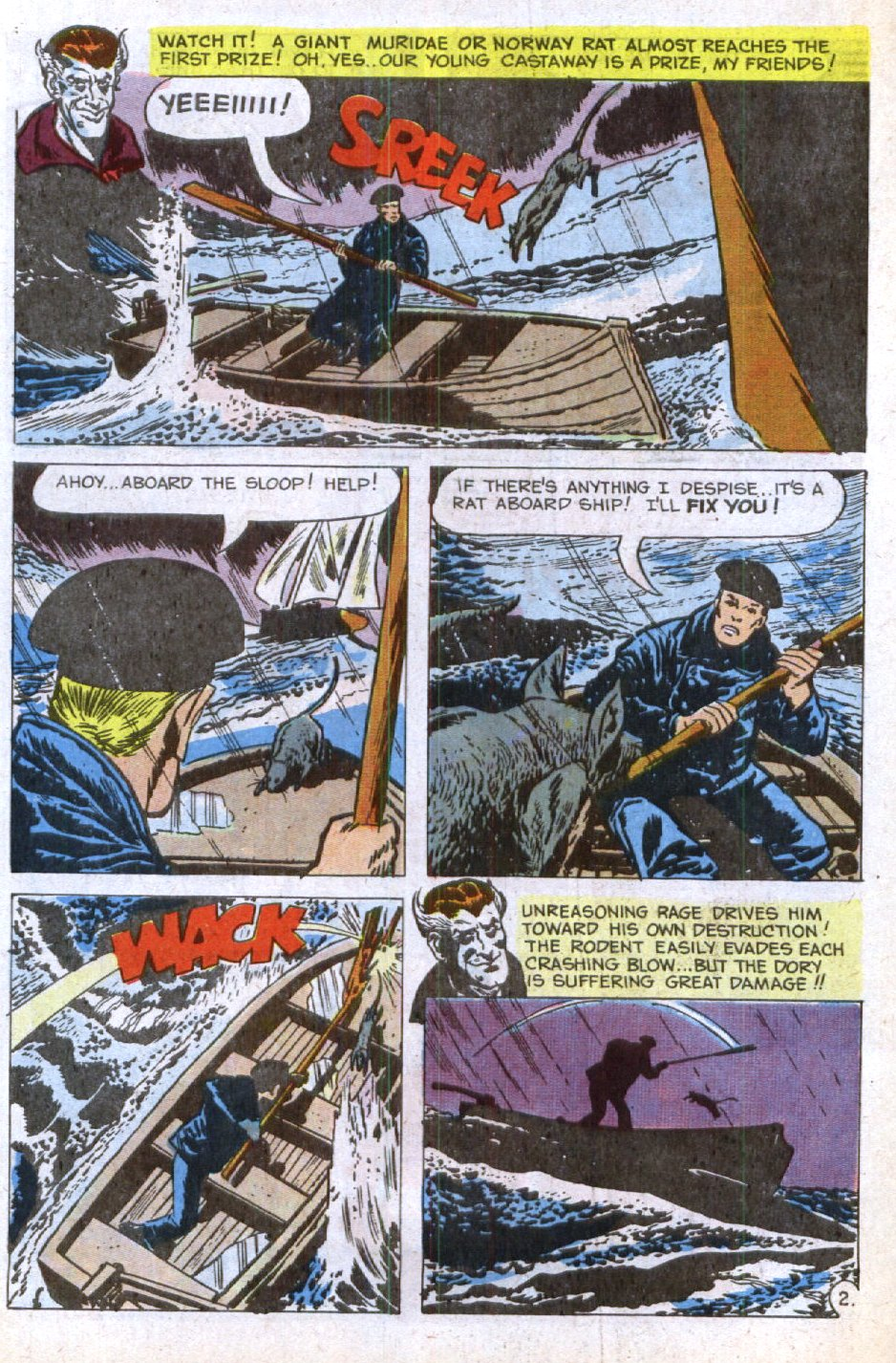 Read online Scary Tales comic -  Issue #46 - 10
