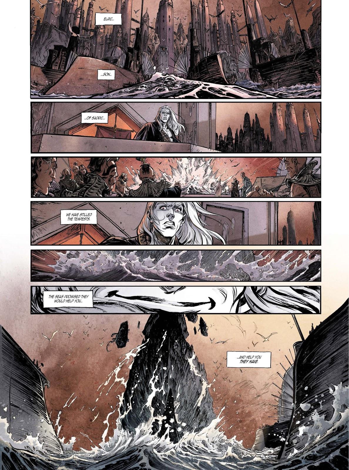 Elric (2014) TPB 2 #2 - English 23