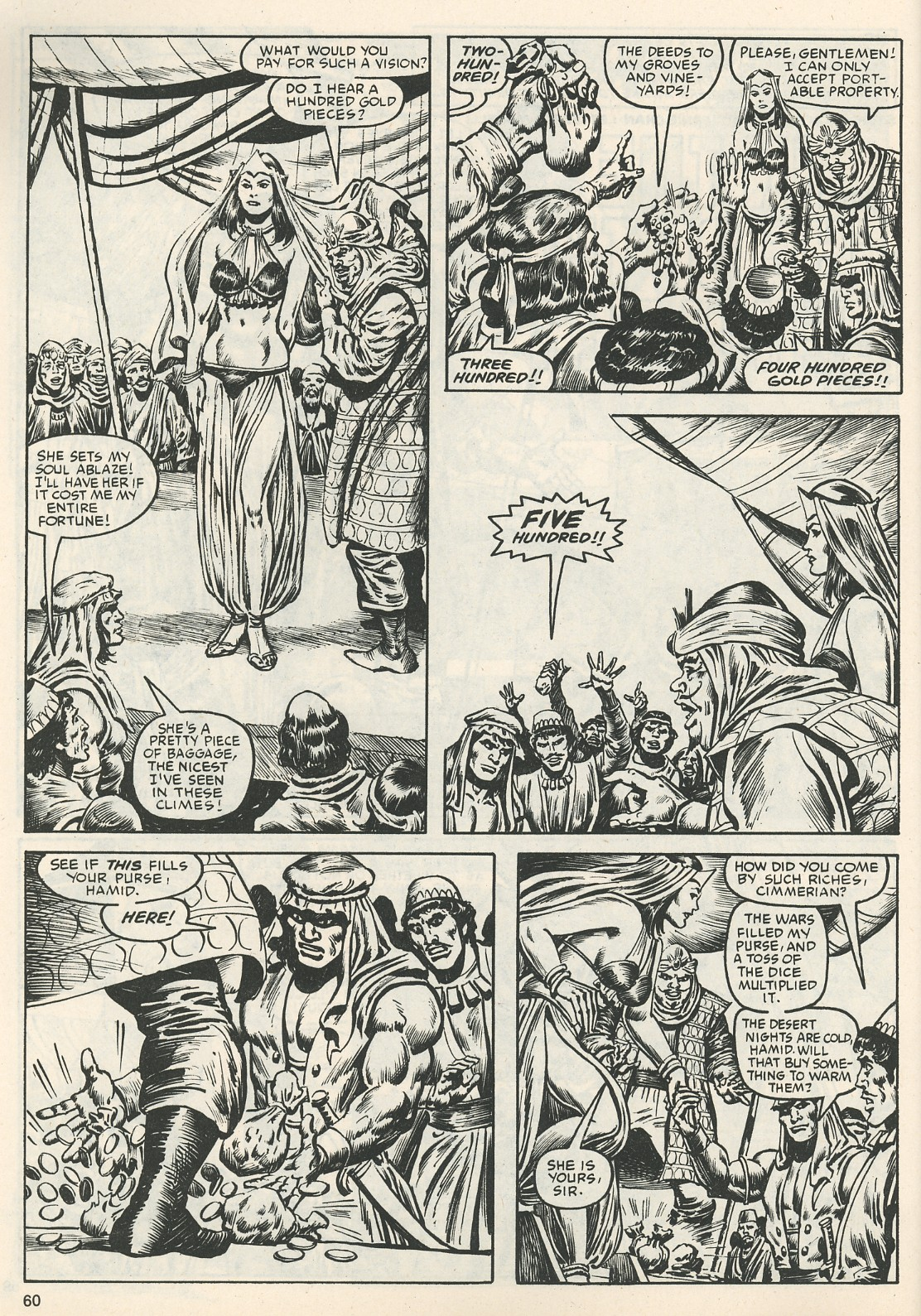 The Savage Sword Of Conan Issue #111 #112 - English 63