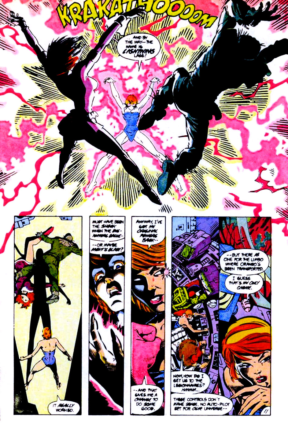 Tales of the Legion Issue #329 #16 - English 12